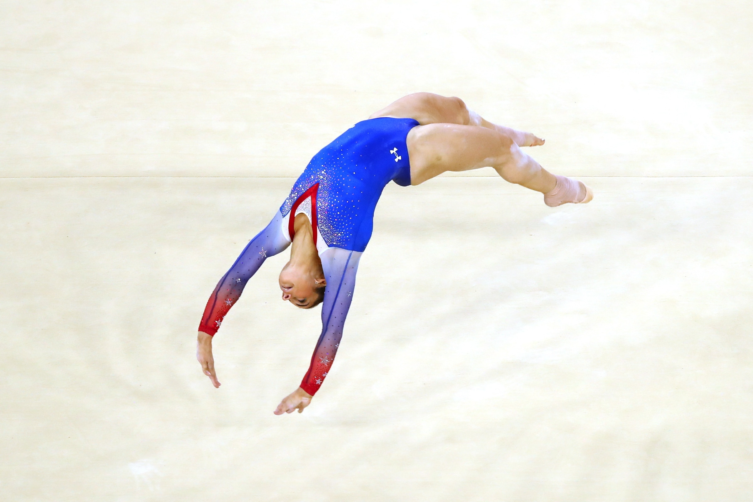 Gymnastic Artistics - Floor Exercice Women