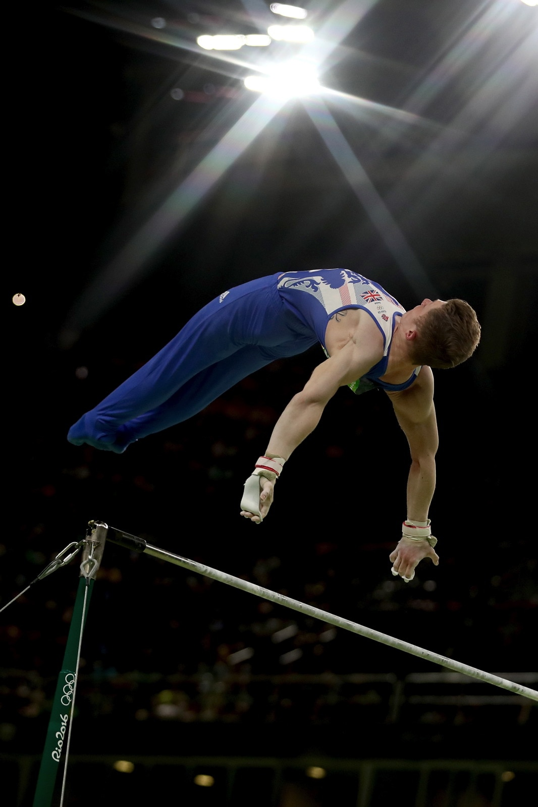Gymnastic Artistics - Horizontal Bars Men