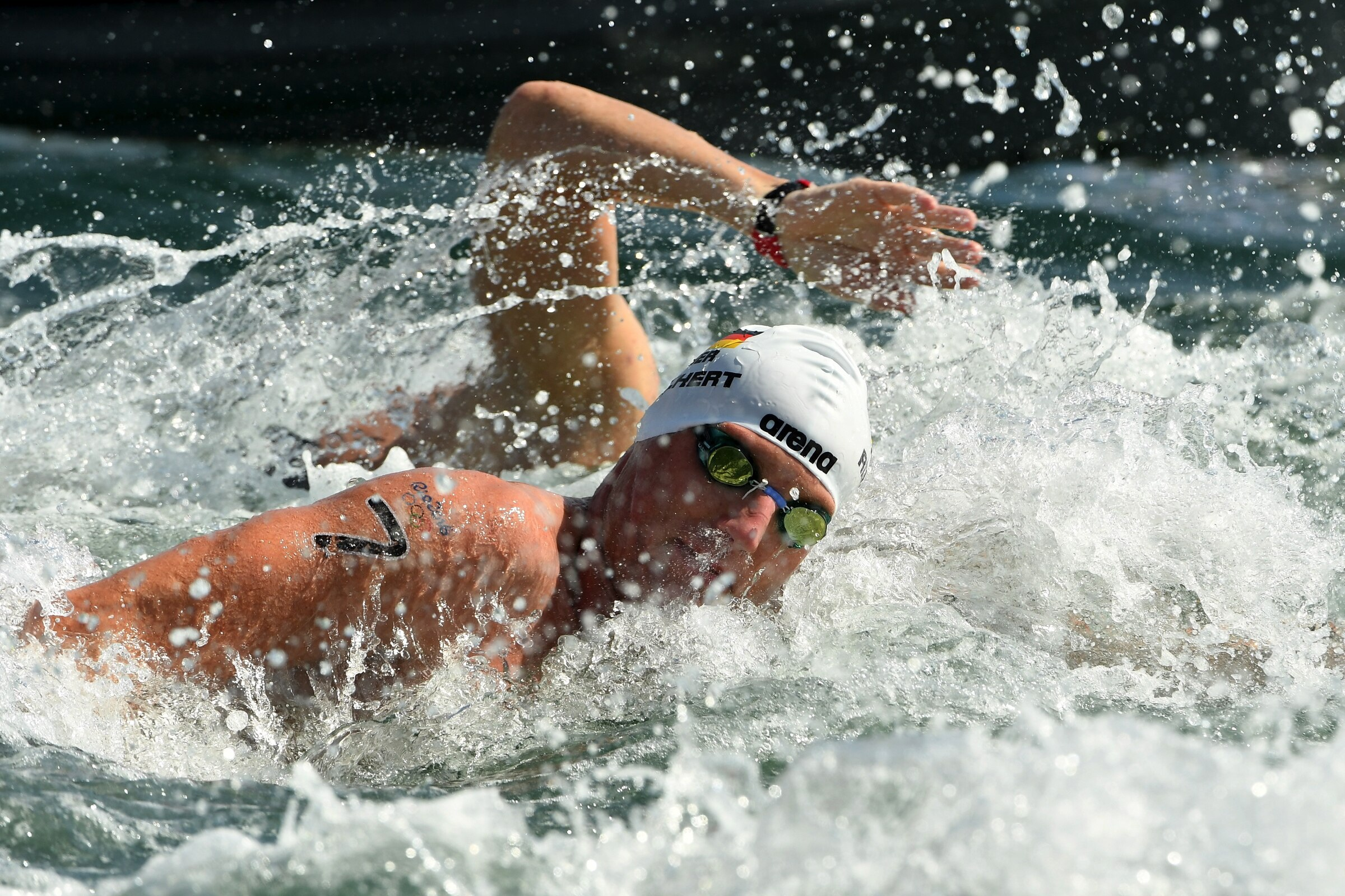 Marathon Swimming Men