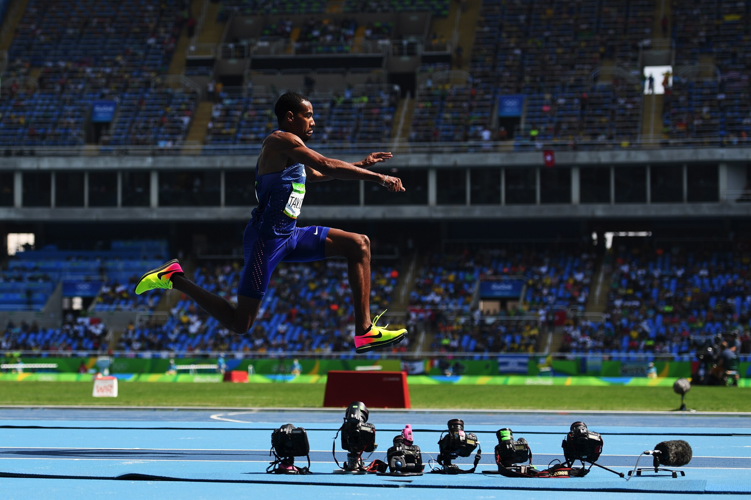Athletics - Triple Jump Men