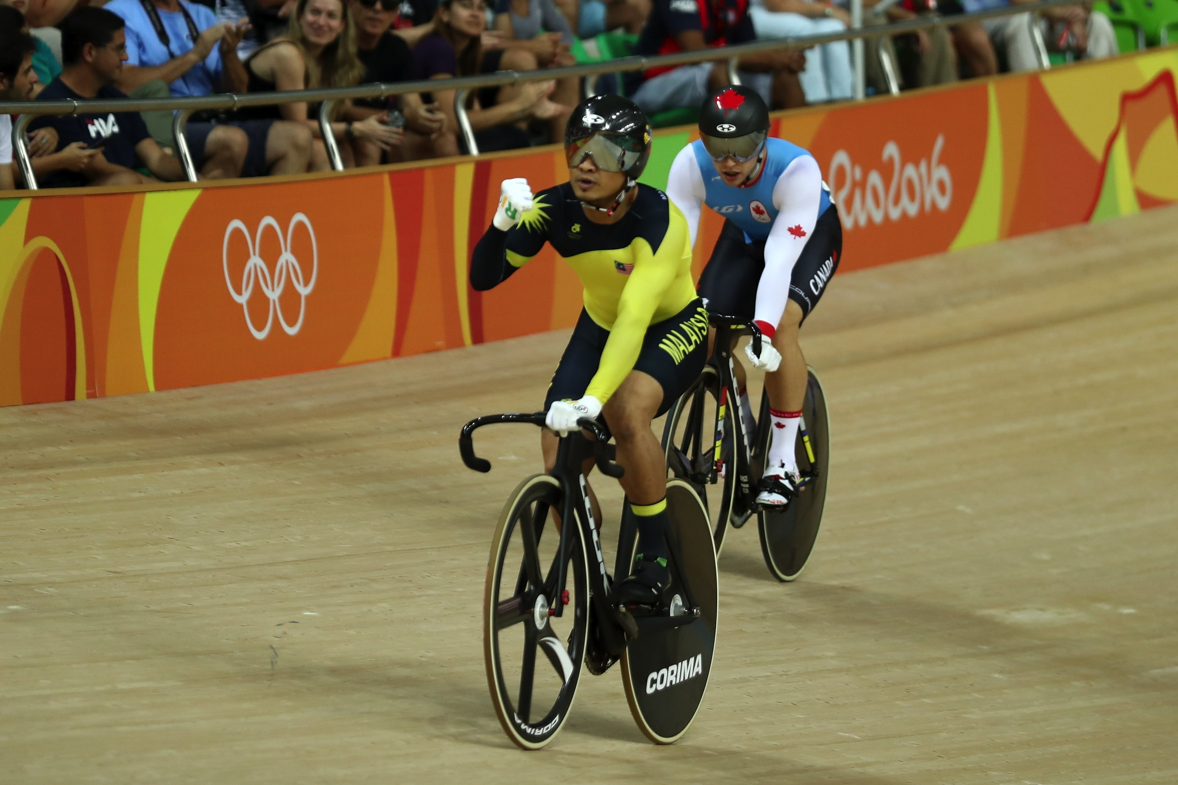 Cycling Track - Keirin Men