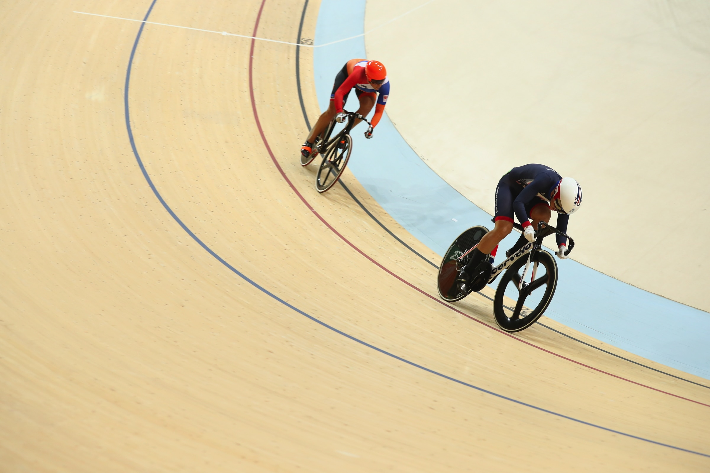 Cycling Track - Sprint Women
