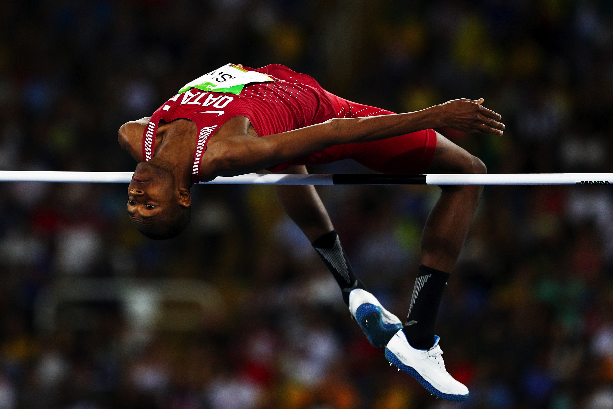 Athletics - High Jump Men