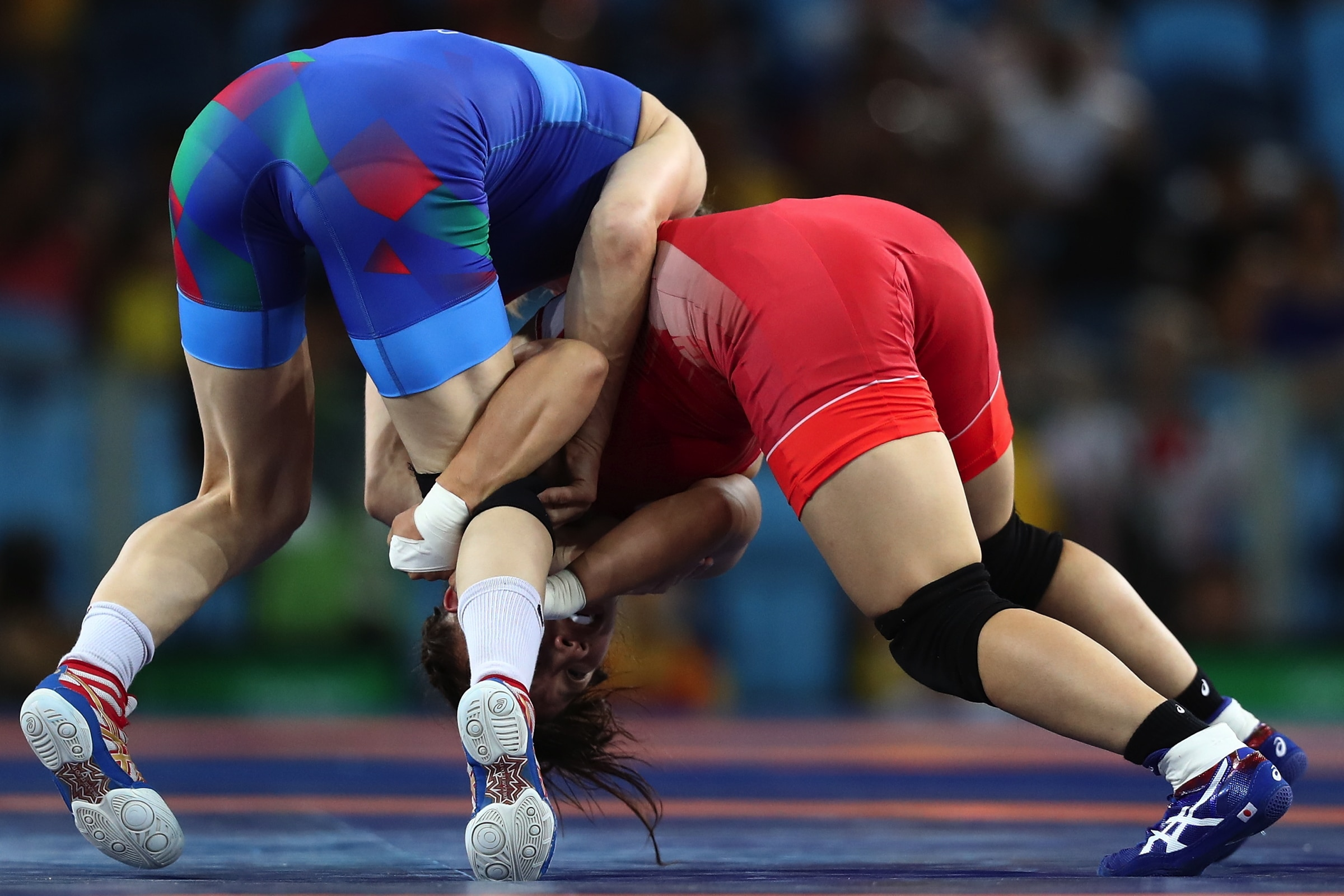 Wrestling - Freestyle 48kg Women