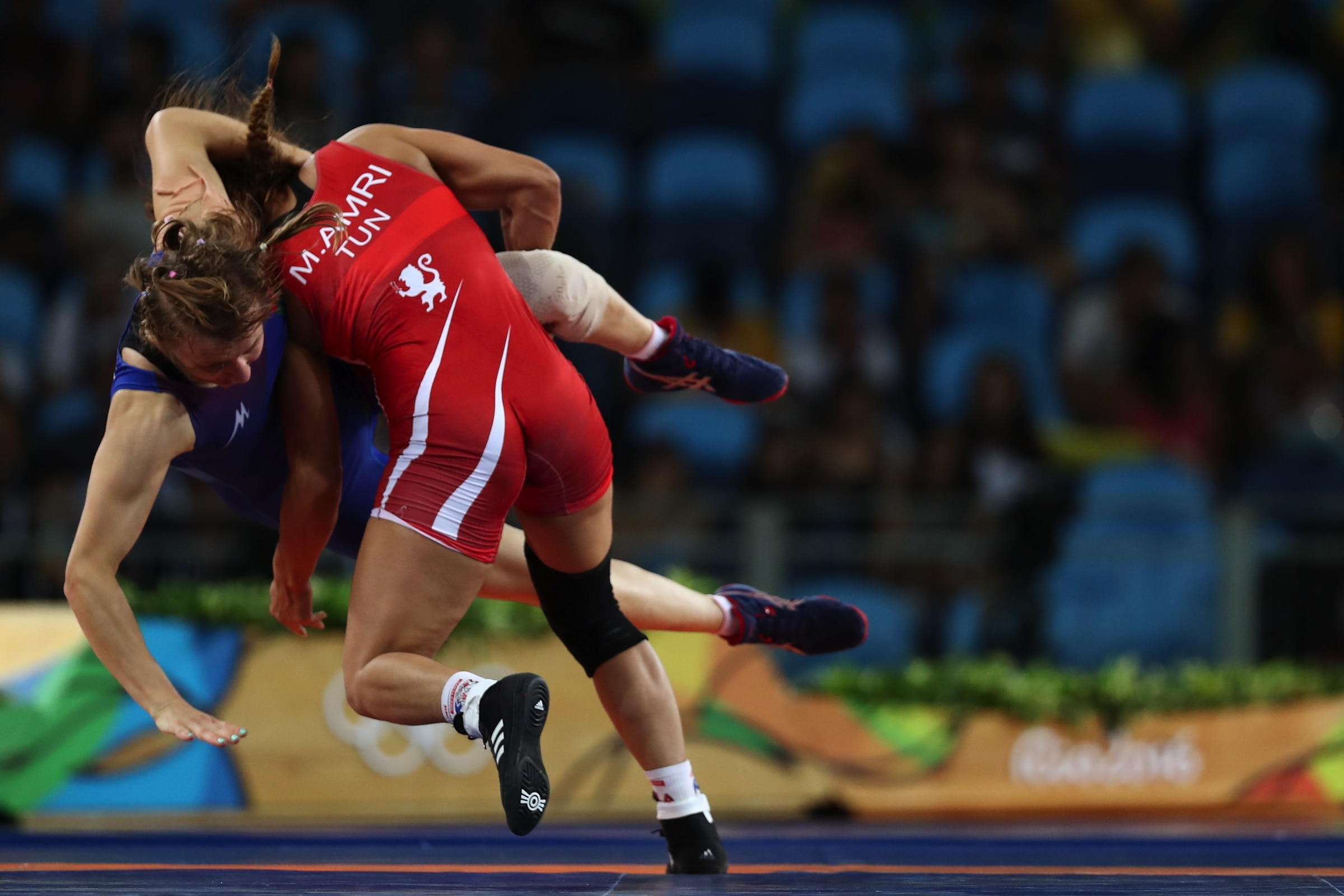 Wrestling - Freestyle 58kg Women