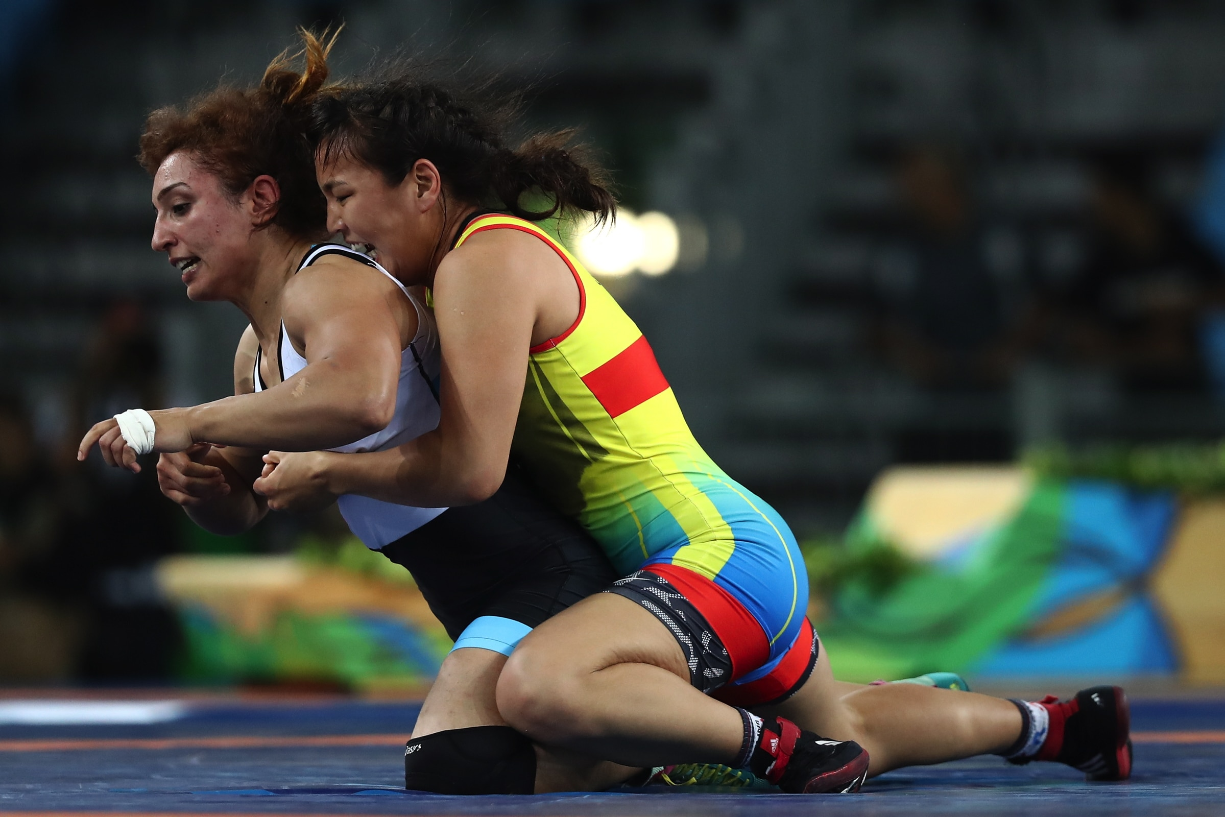 Wrestling - Freestyle 69kg Women