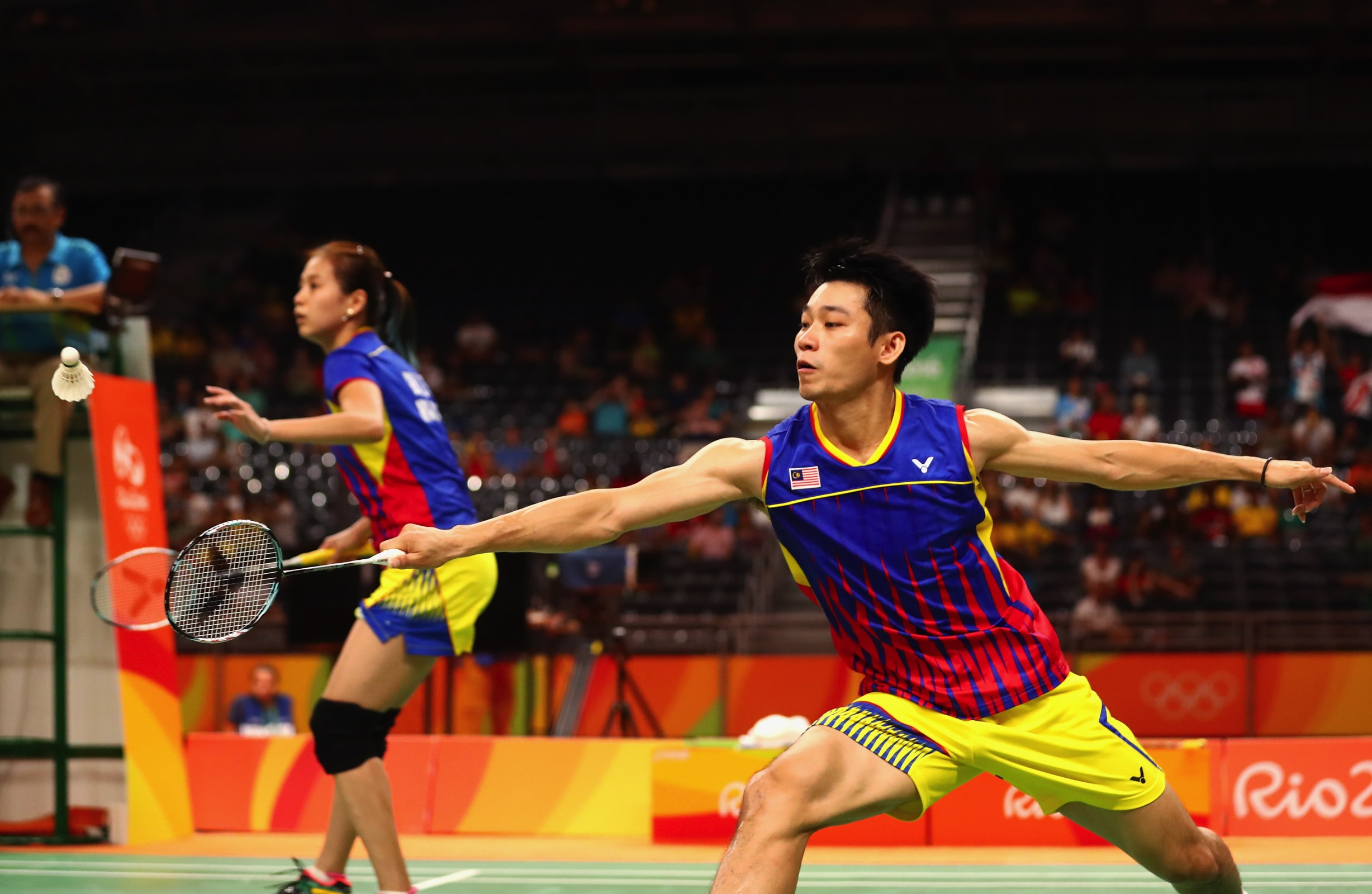 Badminton - Mixed Doubles