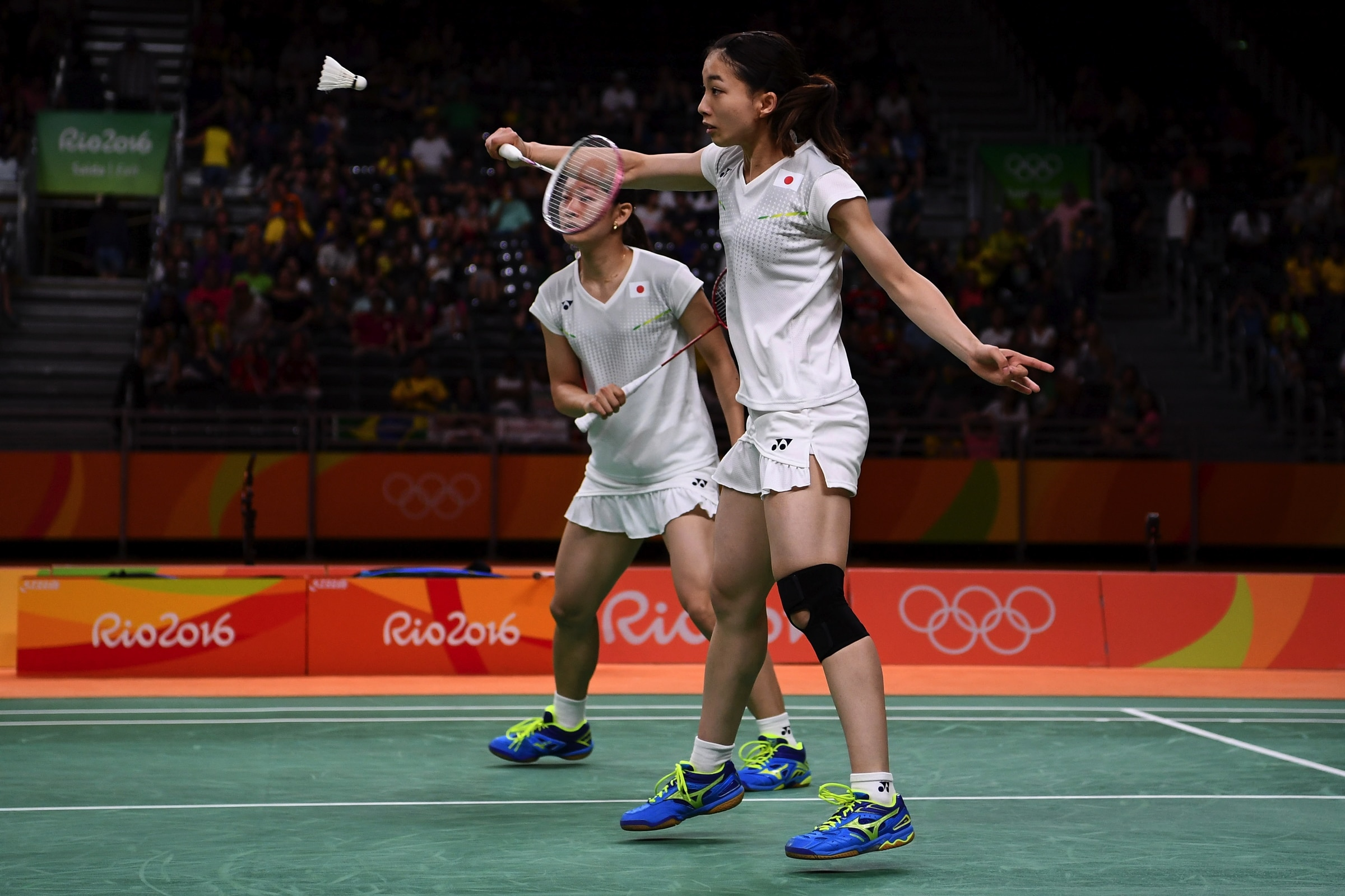 Badminton - Doubles Women