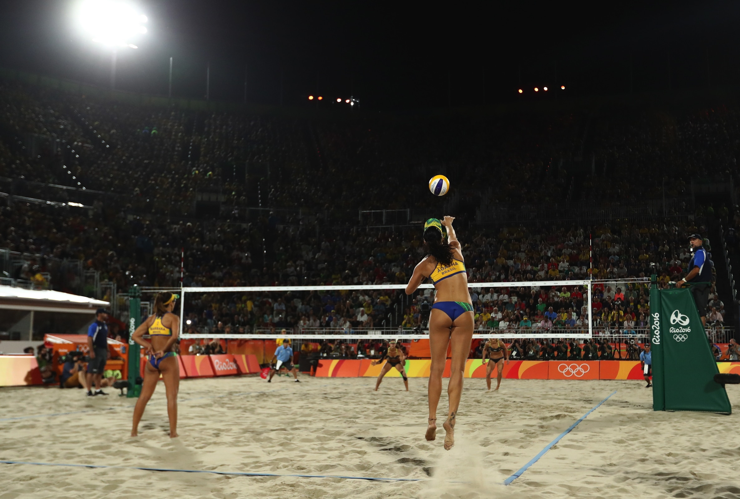 Beach Volleyball Women