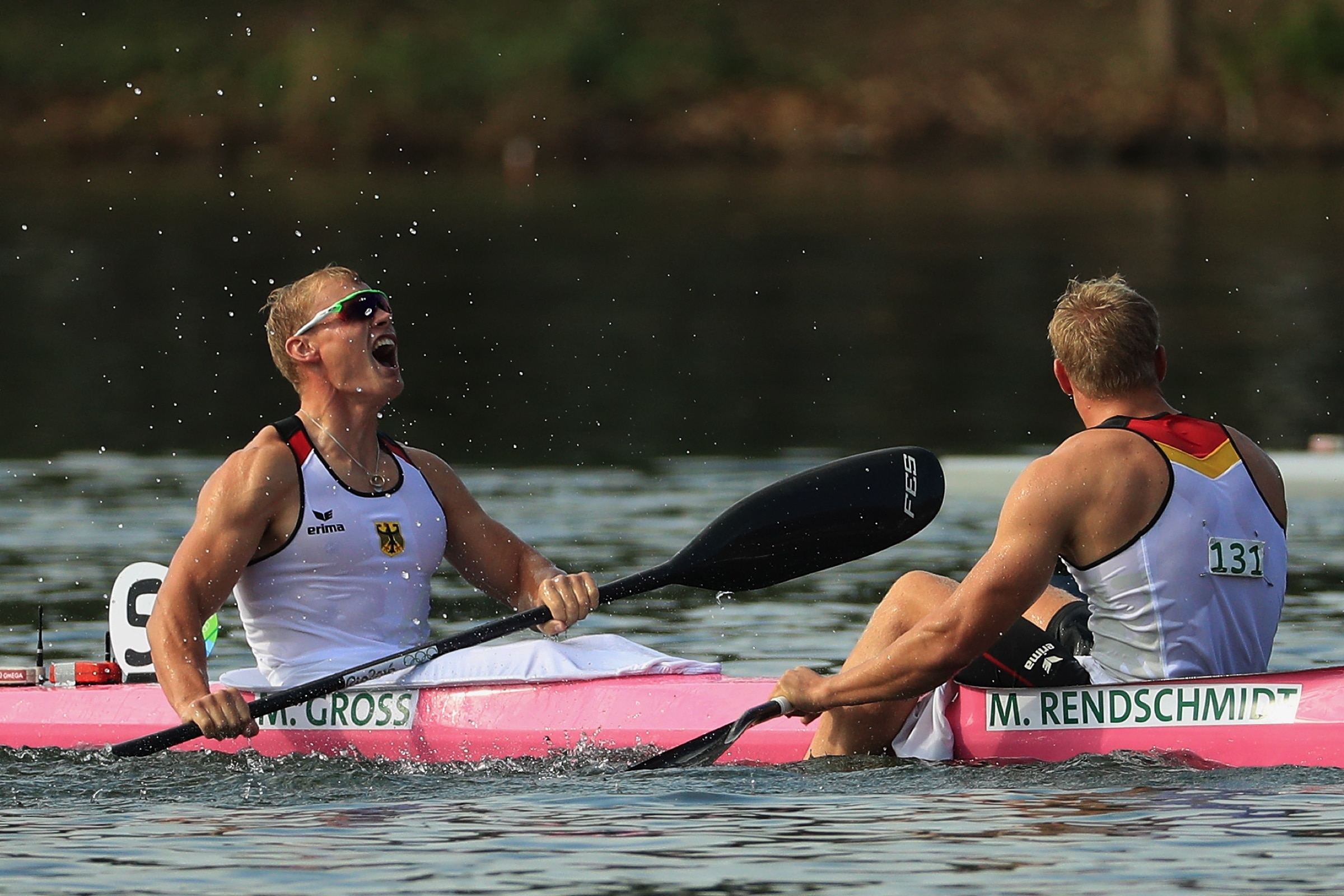 Canoe Sprint - Kayak Double 1000m Men