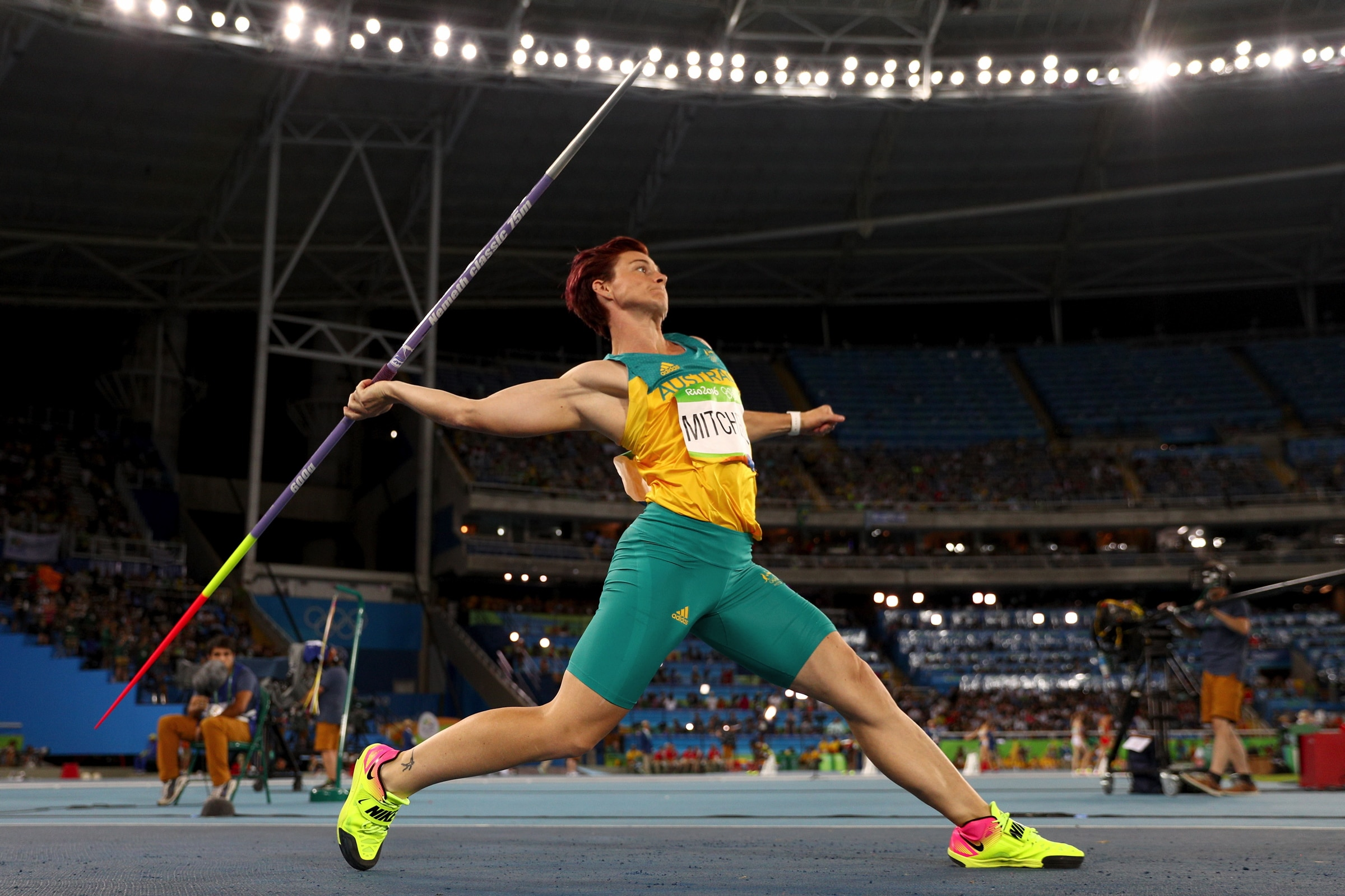 Athletics - Javelin Throw Women
