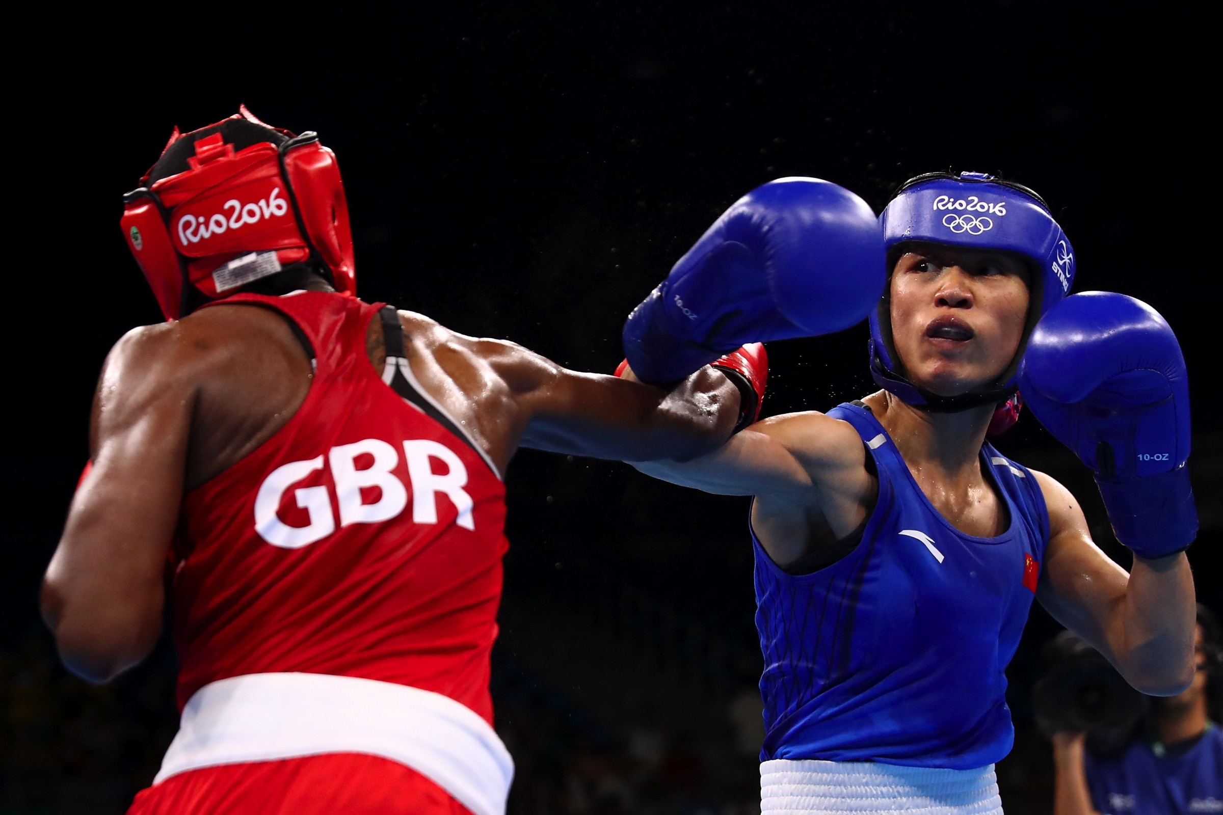 Boxing - Women's Fly 48-51kg