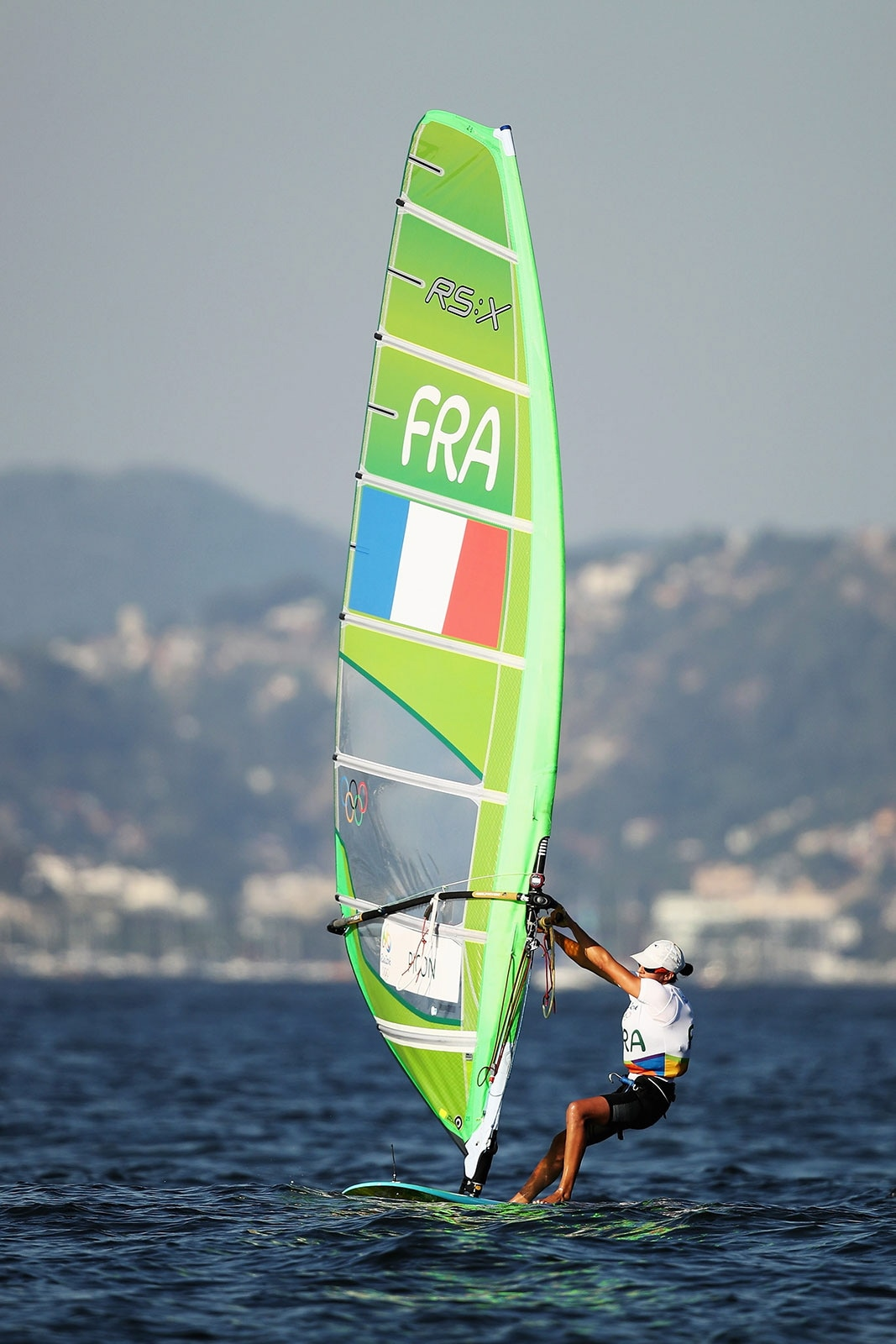 Sailing - RS:X - Windsurfer Women