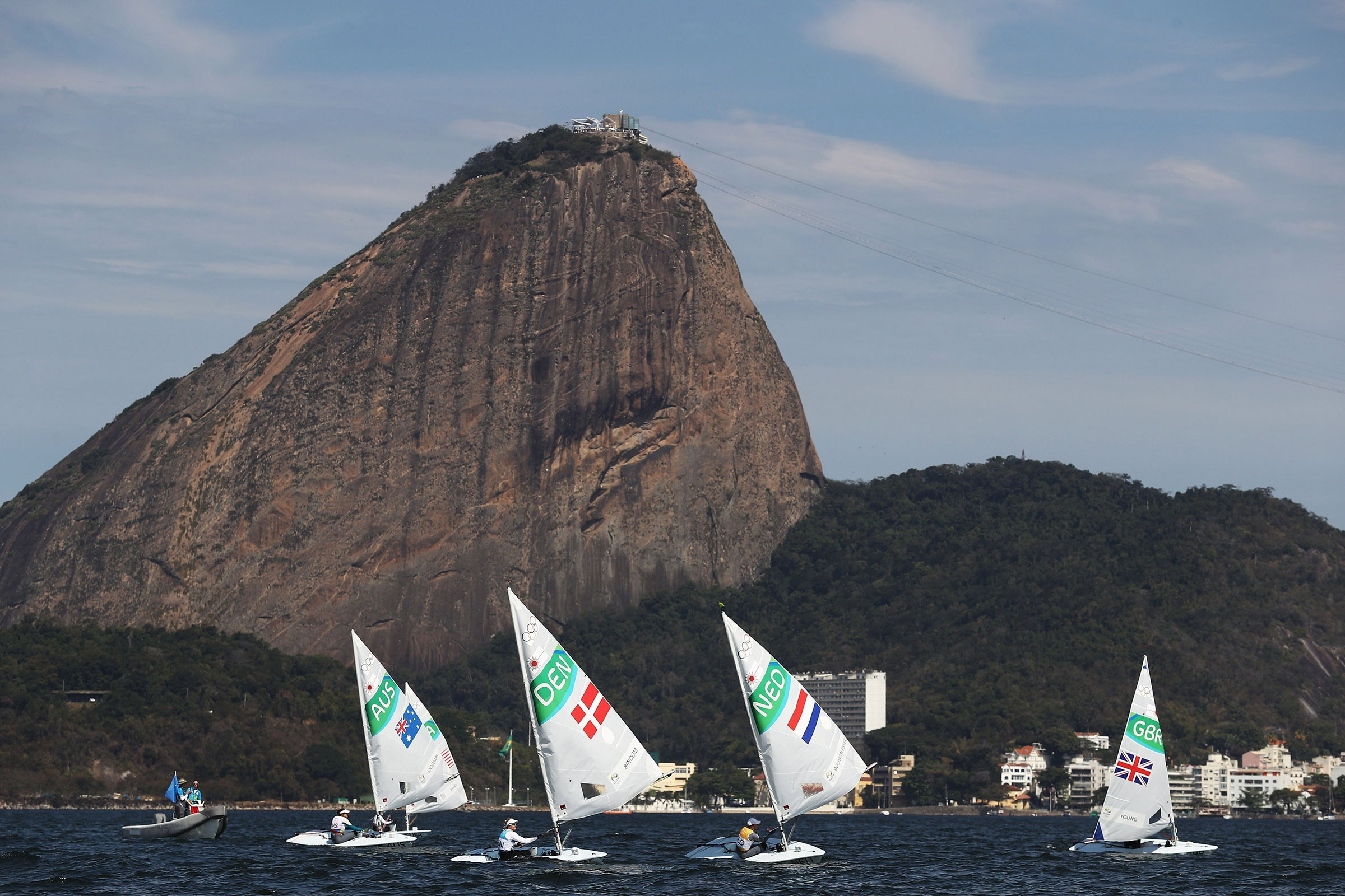 Sailing - Laser Radial Women