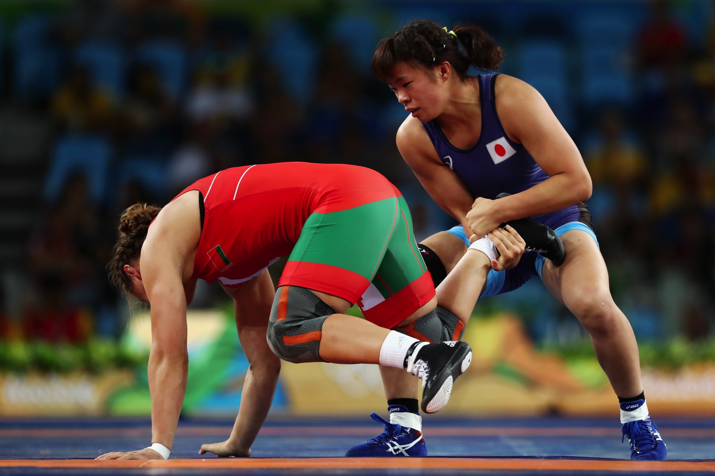 Wrestling Freestyle - Women's -63kg
