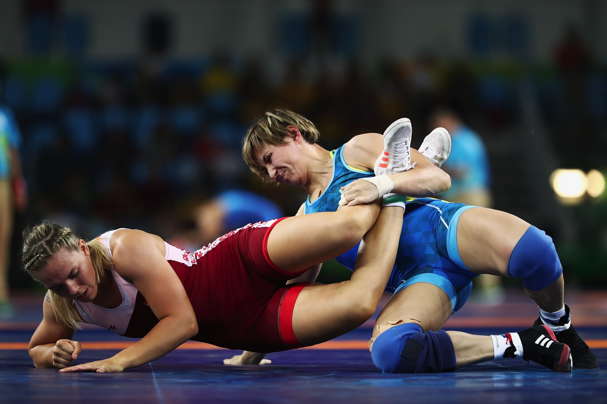 Wrestling Freestyle - Women's -75kg