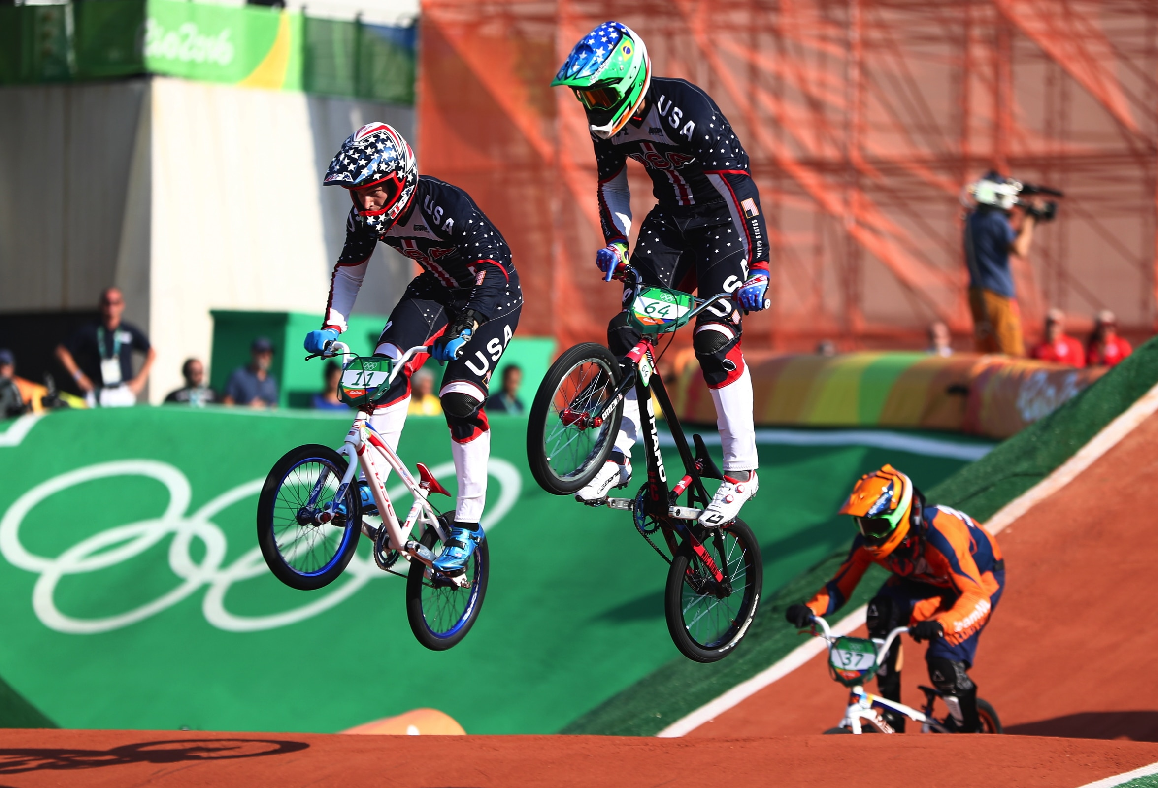 Cycling BMX - Men