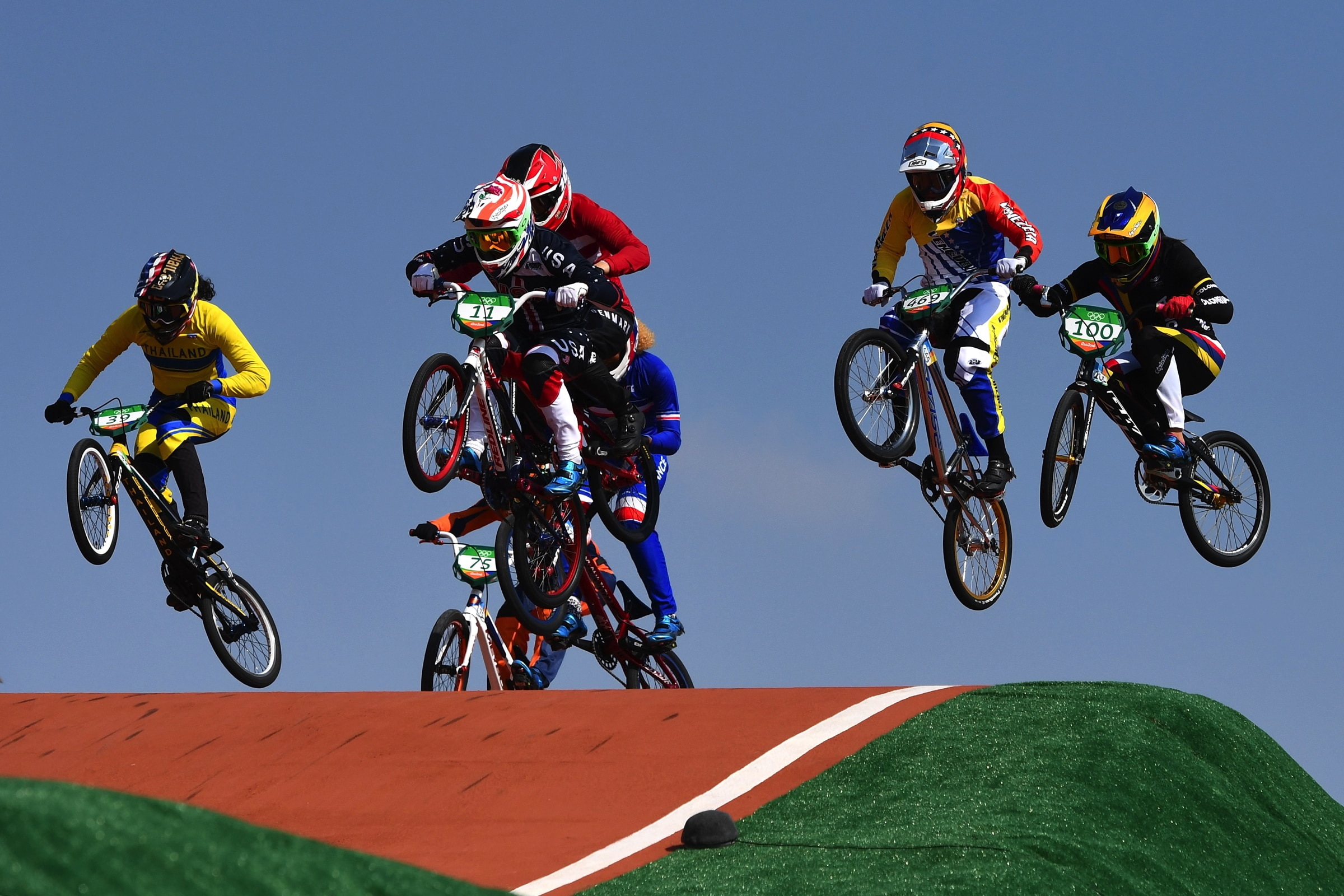 Cycling BMX - Women