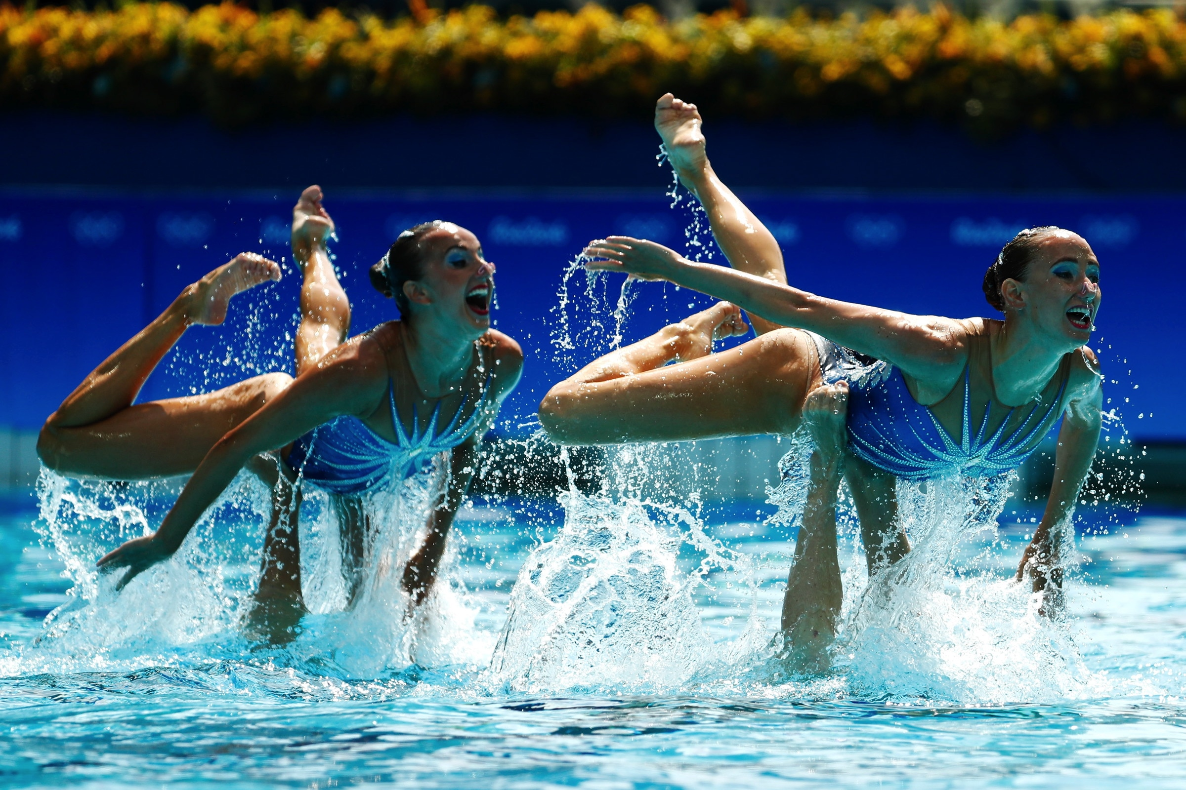 Synchronized Swimming - Team Women