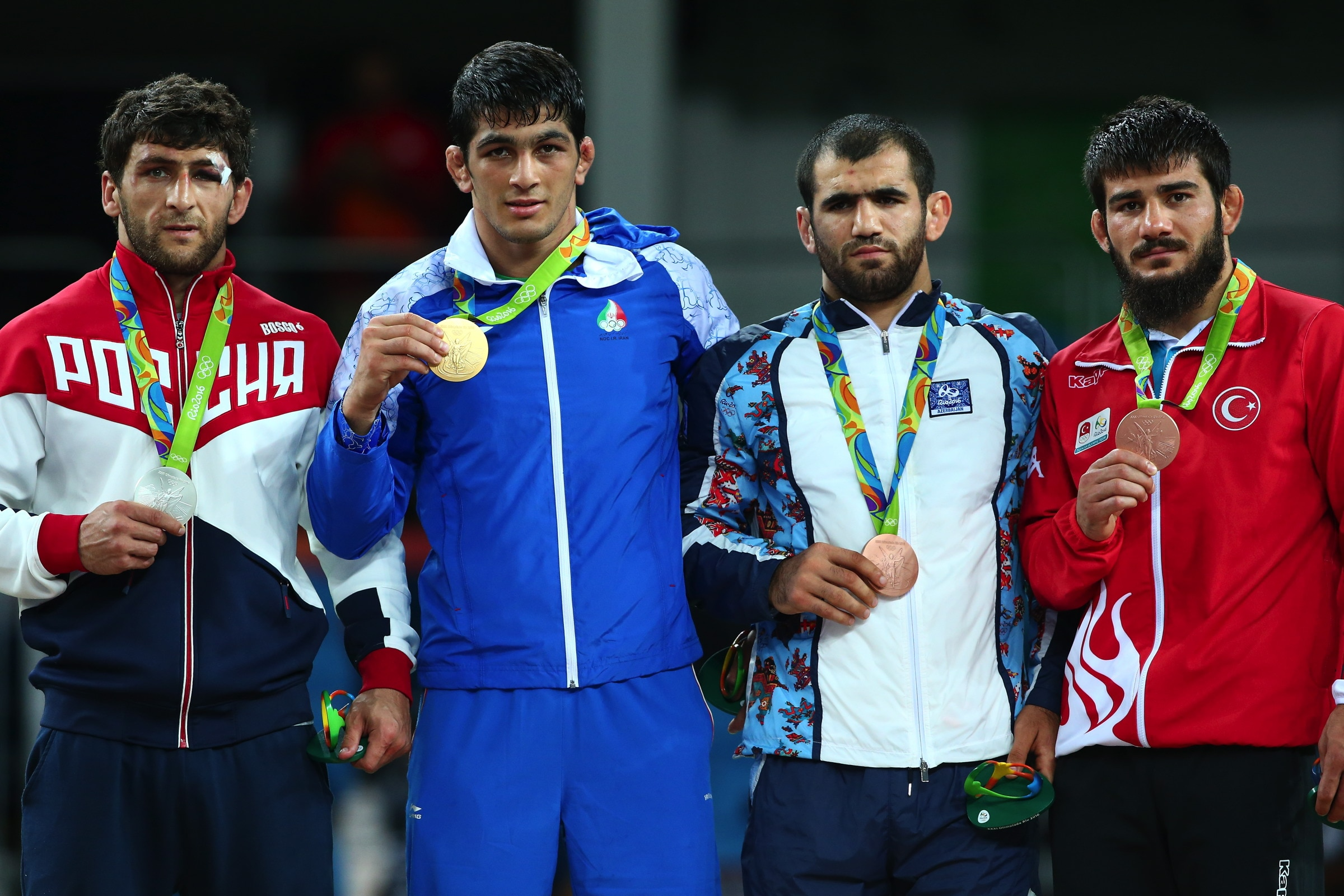 Wrestling Freestyle - 74kg Men