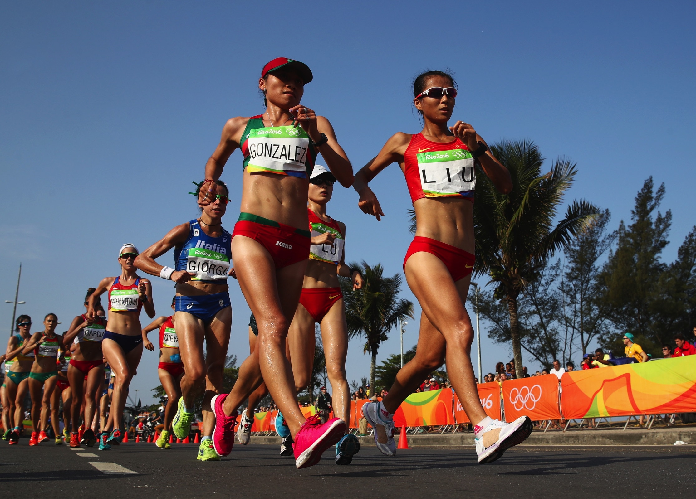 Athletics - 20km Race Walk Women