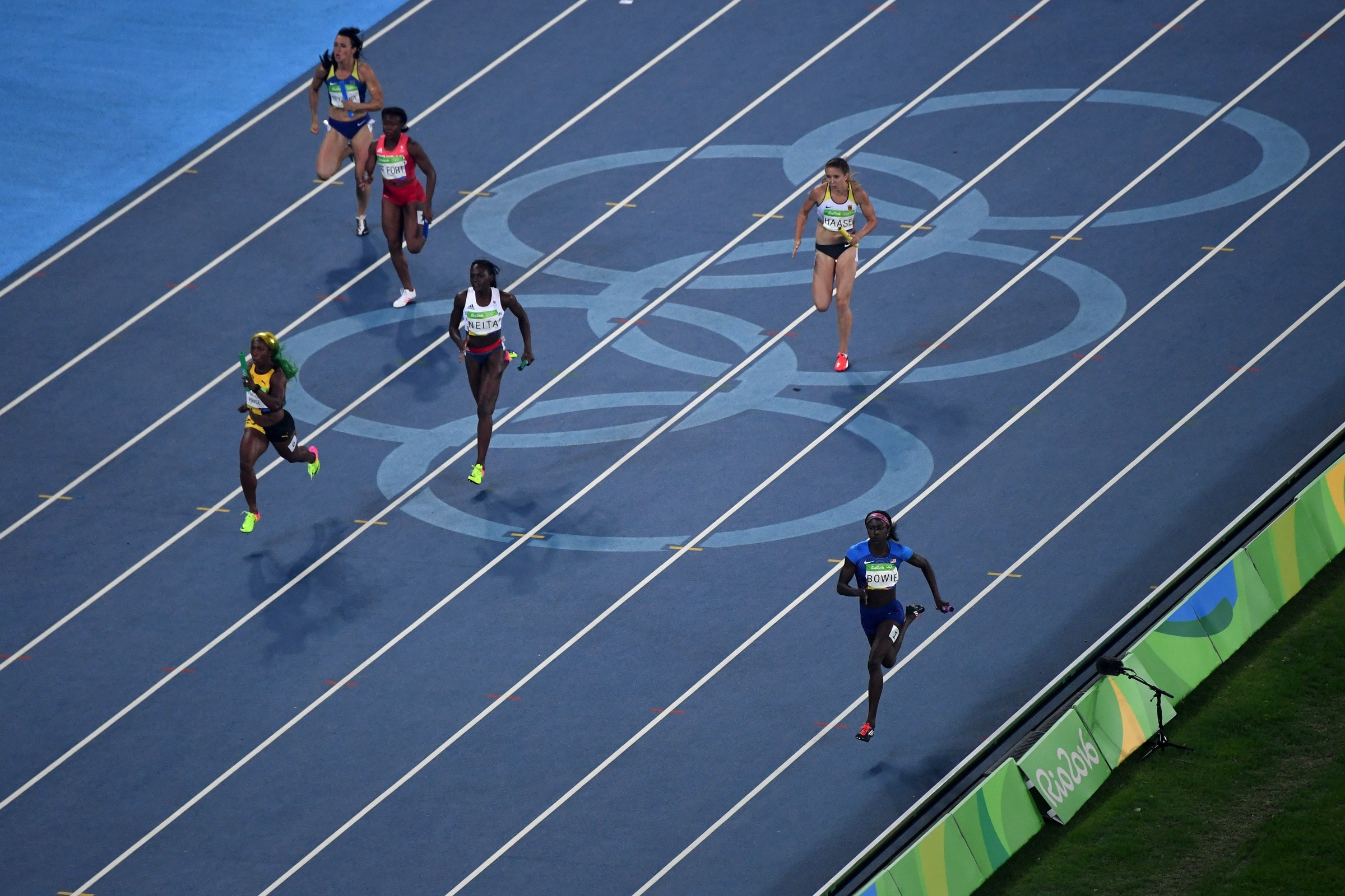 Athletics - 4x100m Relay Women