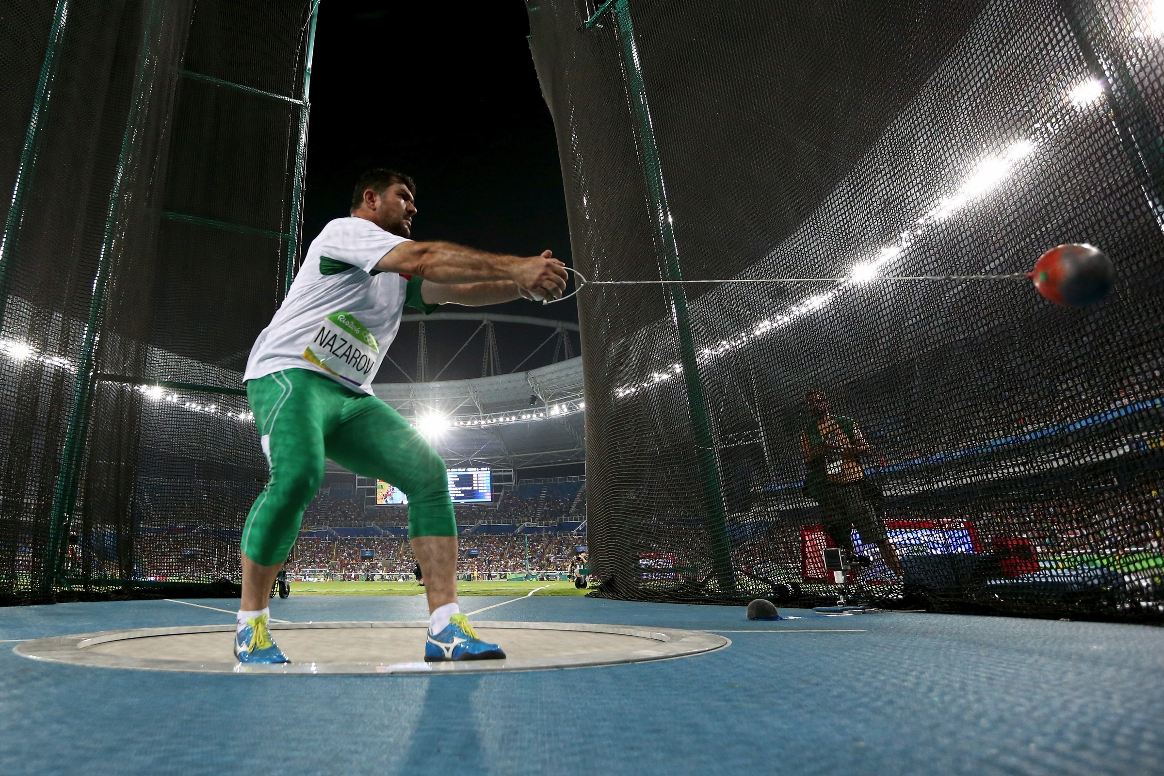 Athletics - Hammer Throw Men