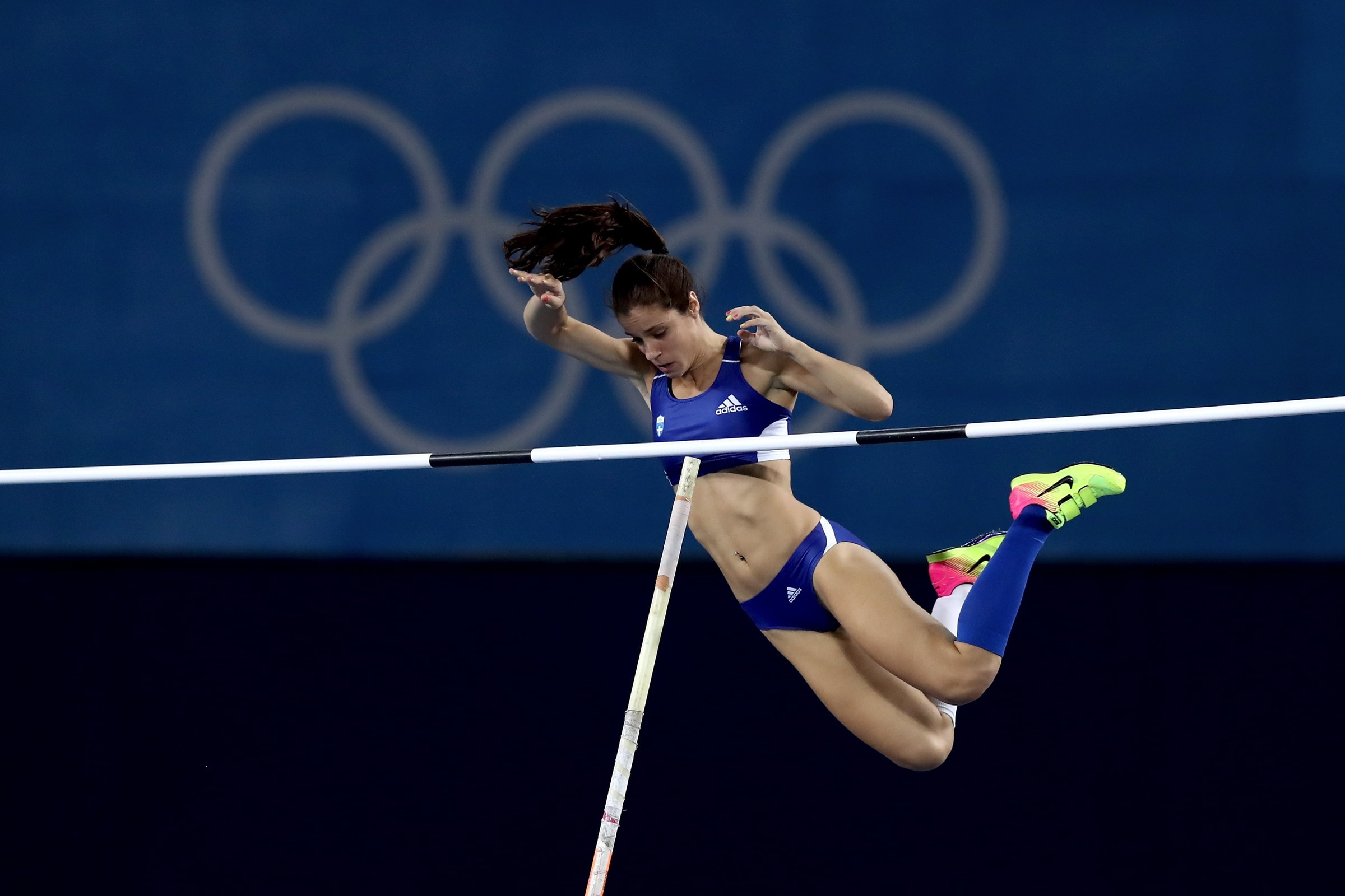 Athletics - Pole Vault Women