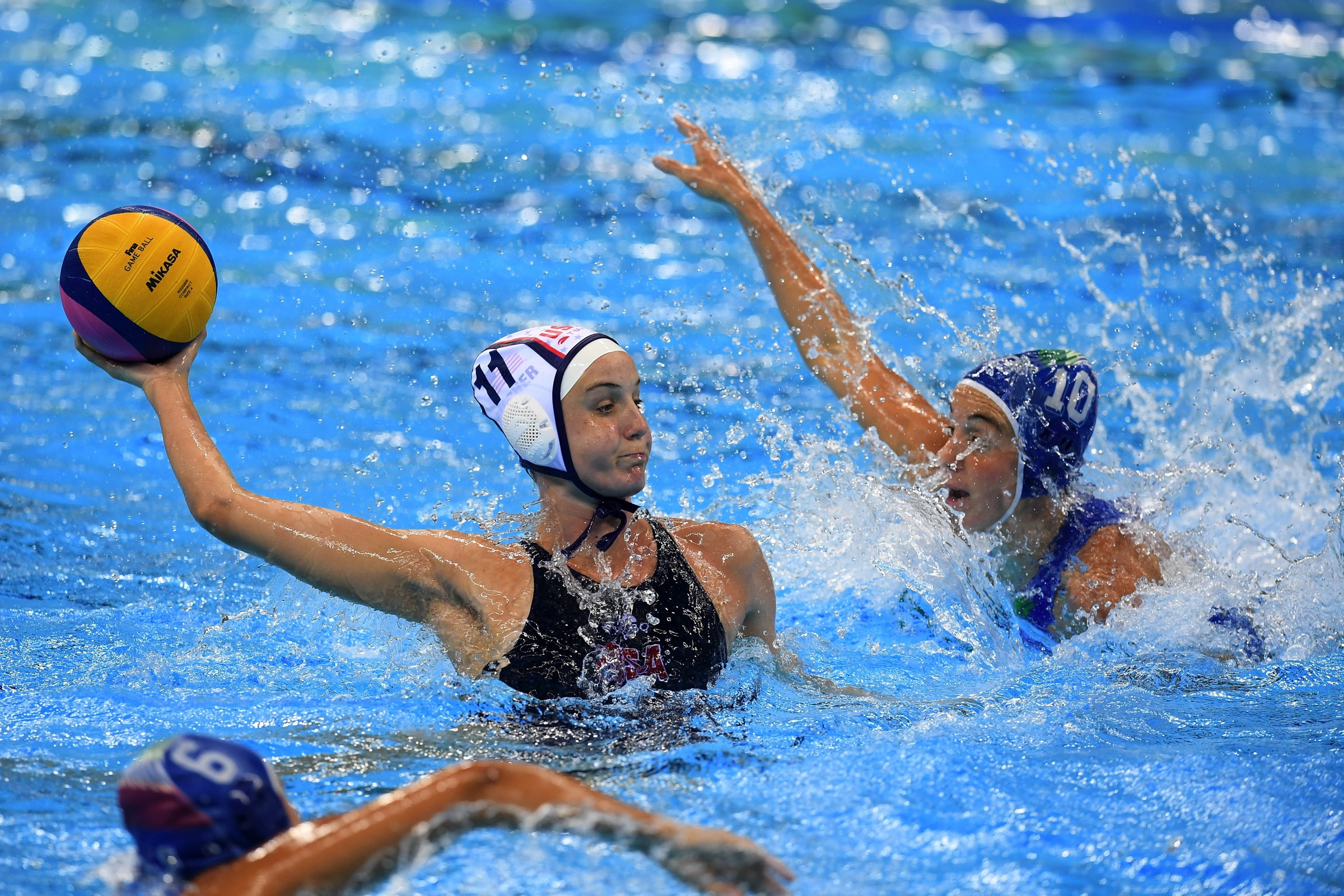 Water-polo femmes
