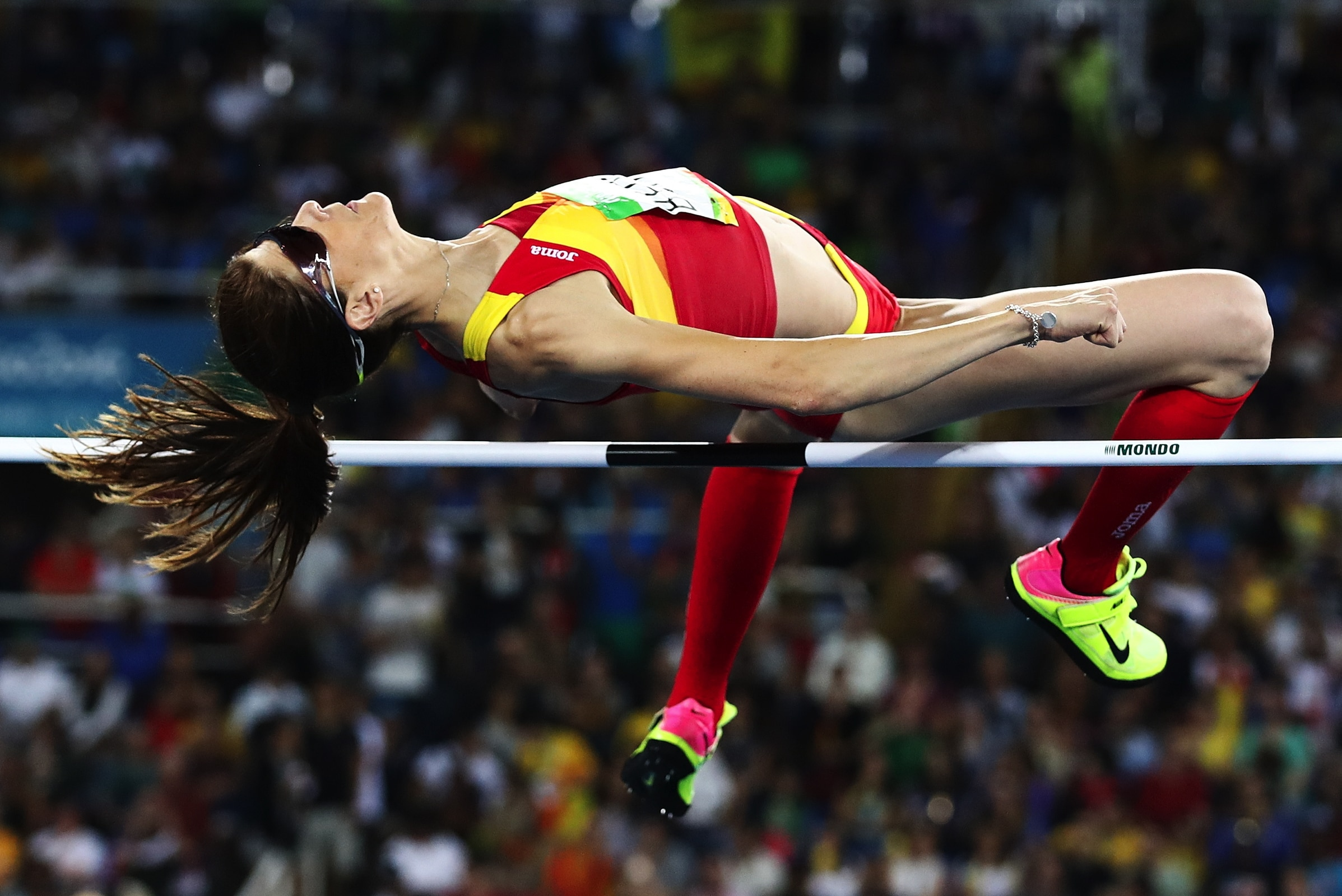 Athletics - Women's High Jump