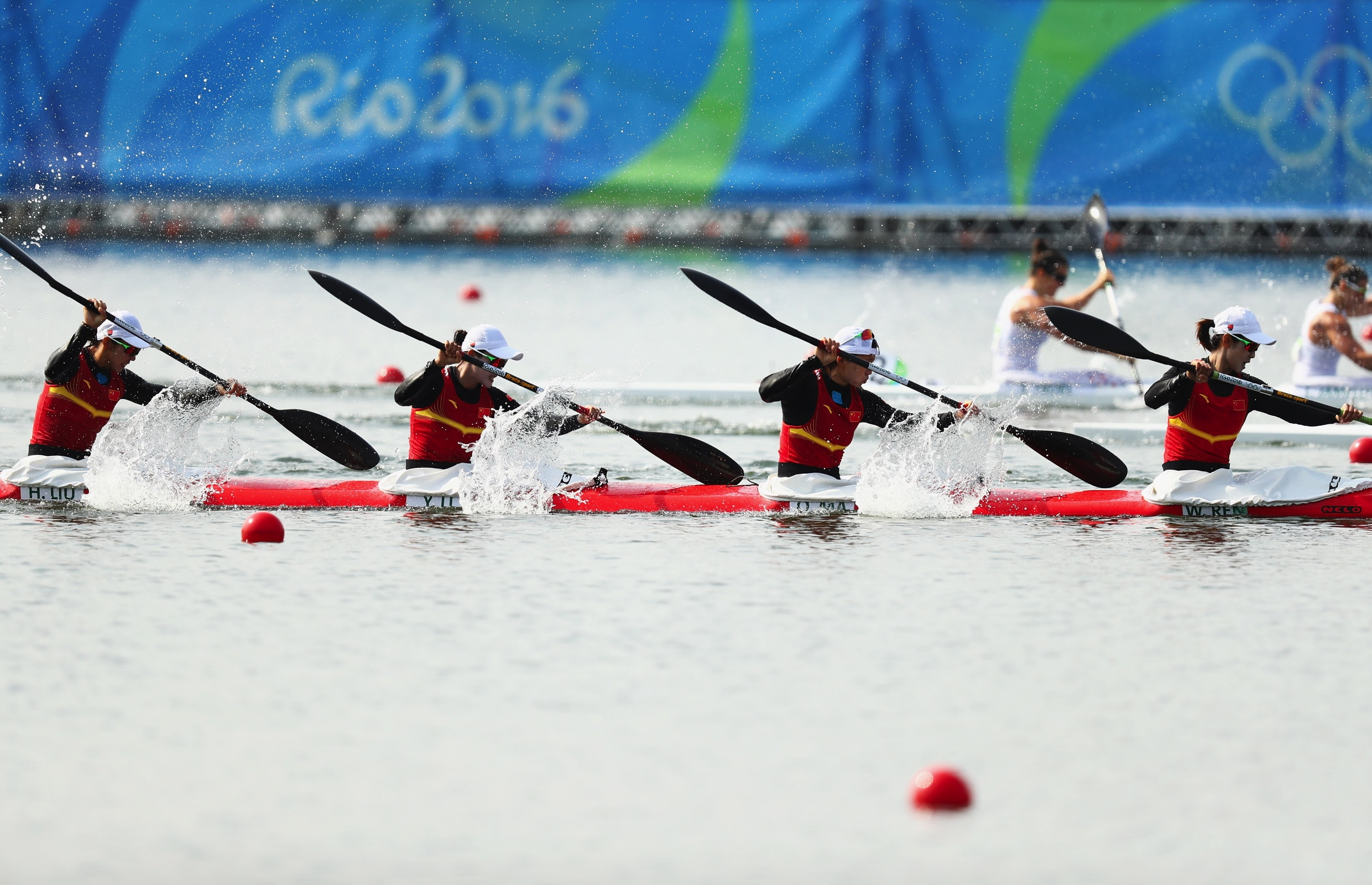 Canoe Sprint - K-4 500m Women