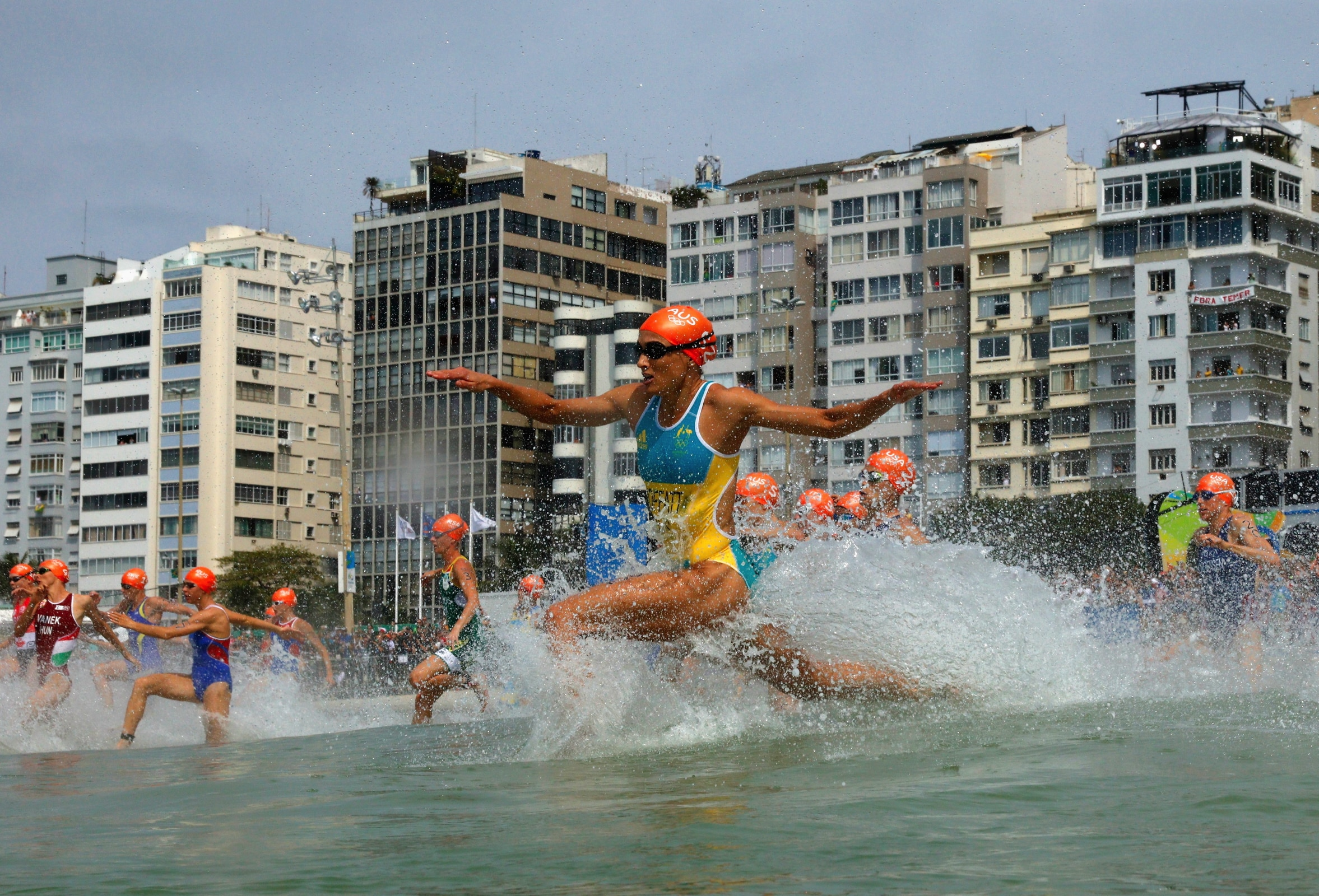 Triathlon - Women's Individual