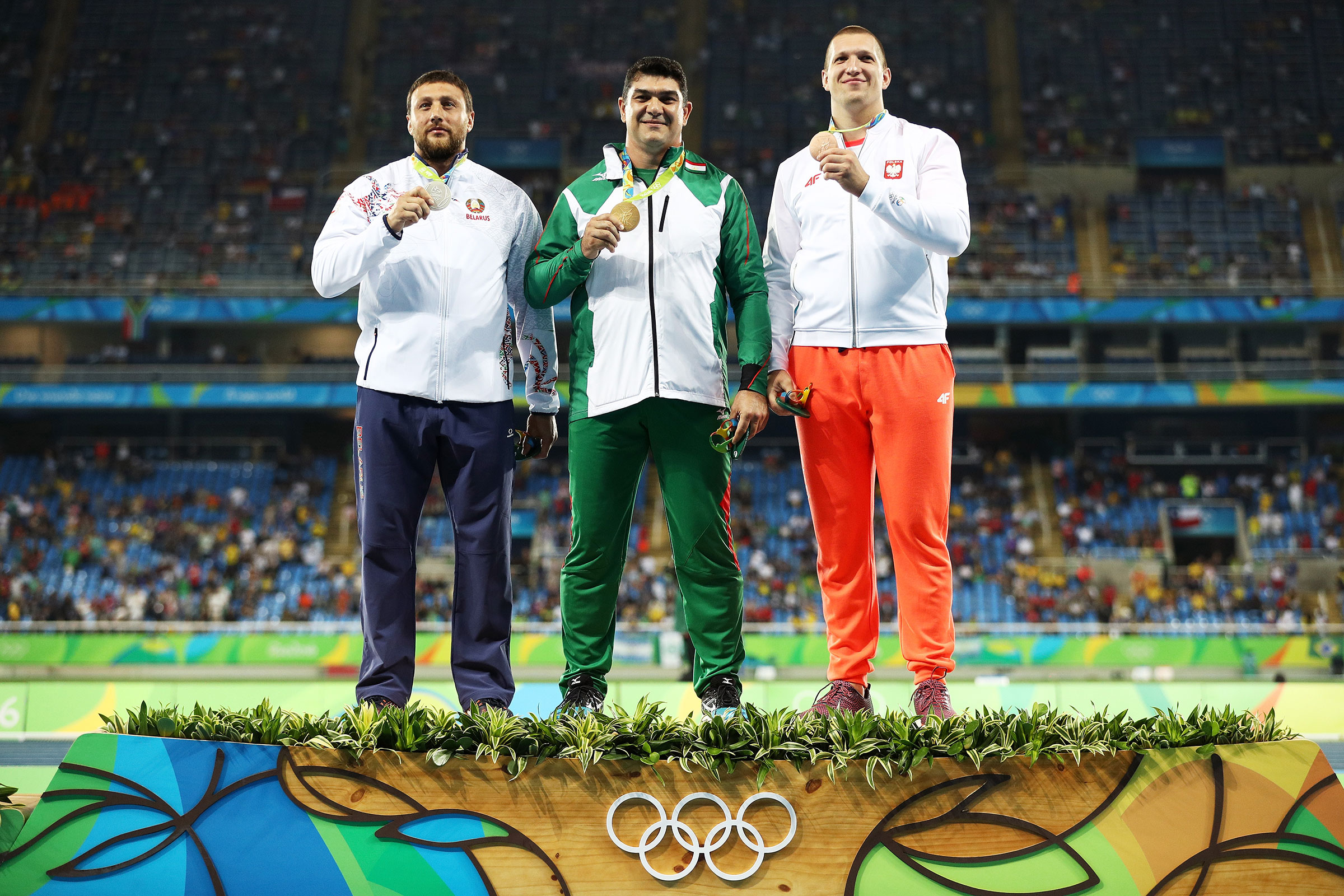 Athletics - Men's Hammer Throw