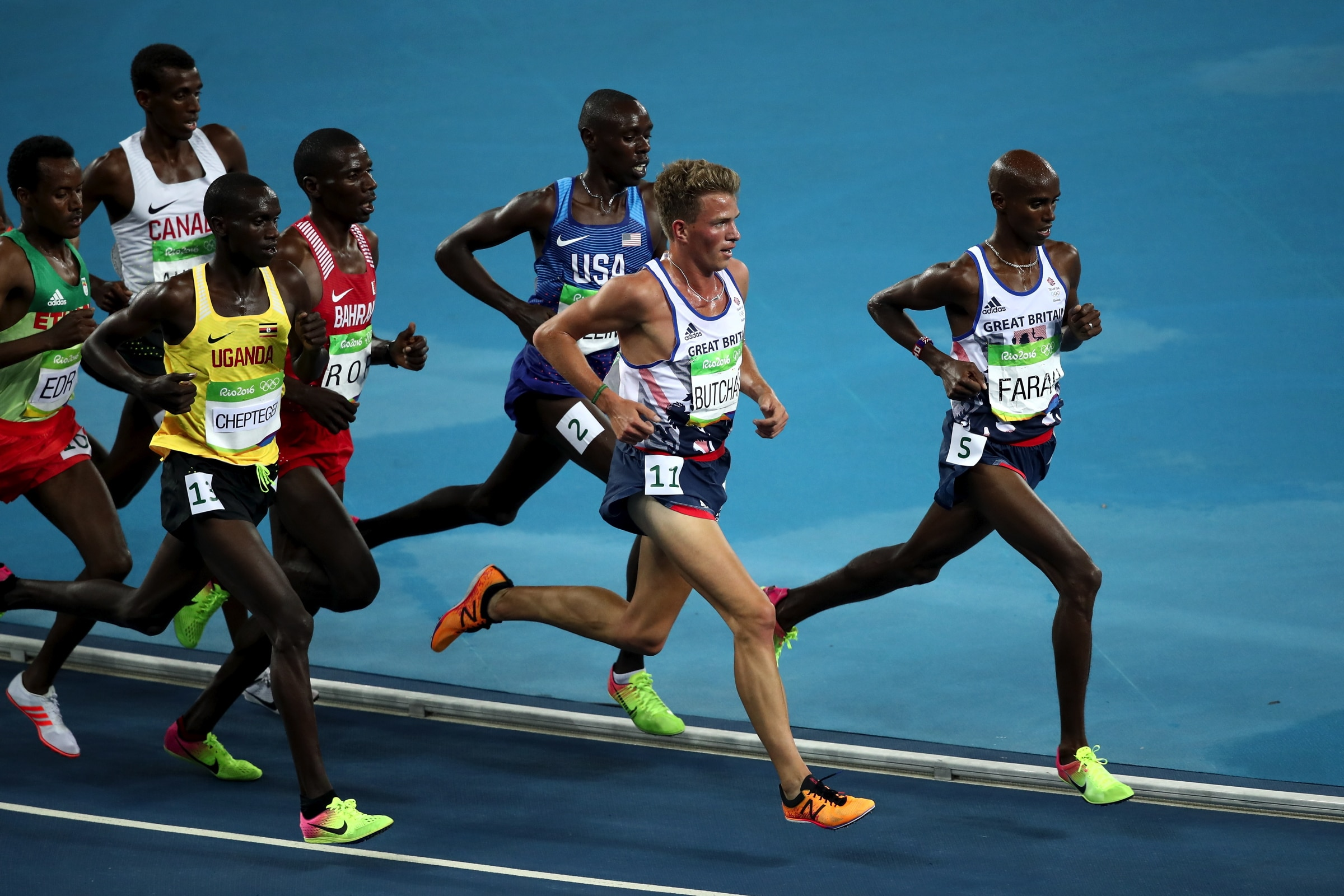 Athletics - 5000m Men