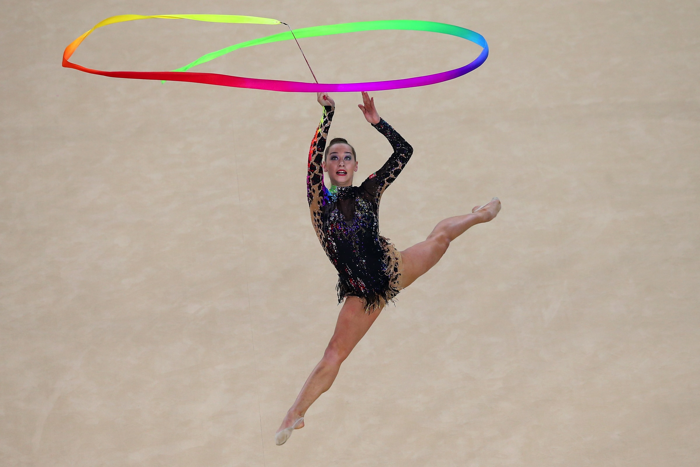 Gymnastics Rhythmic - Women's Individual All-Around