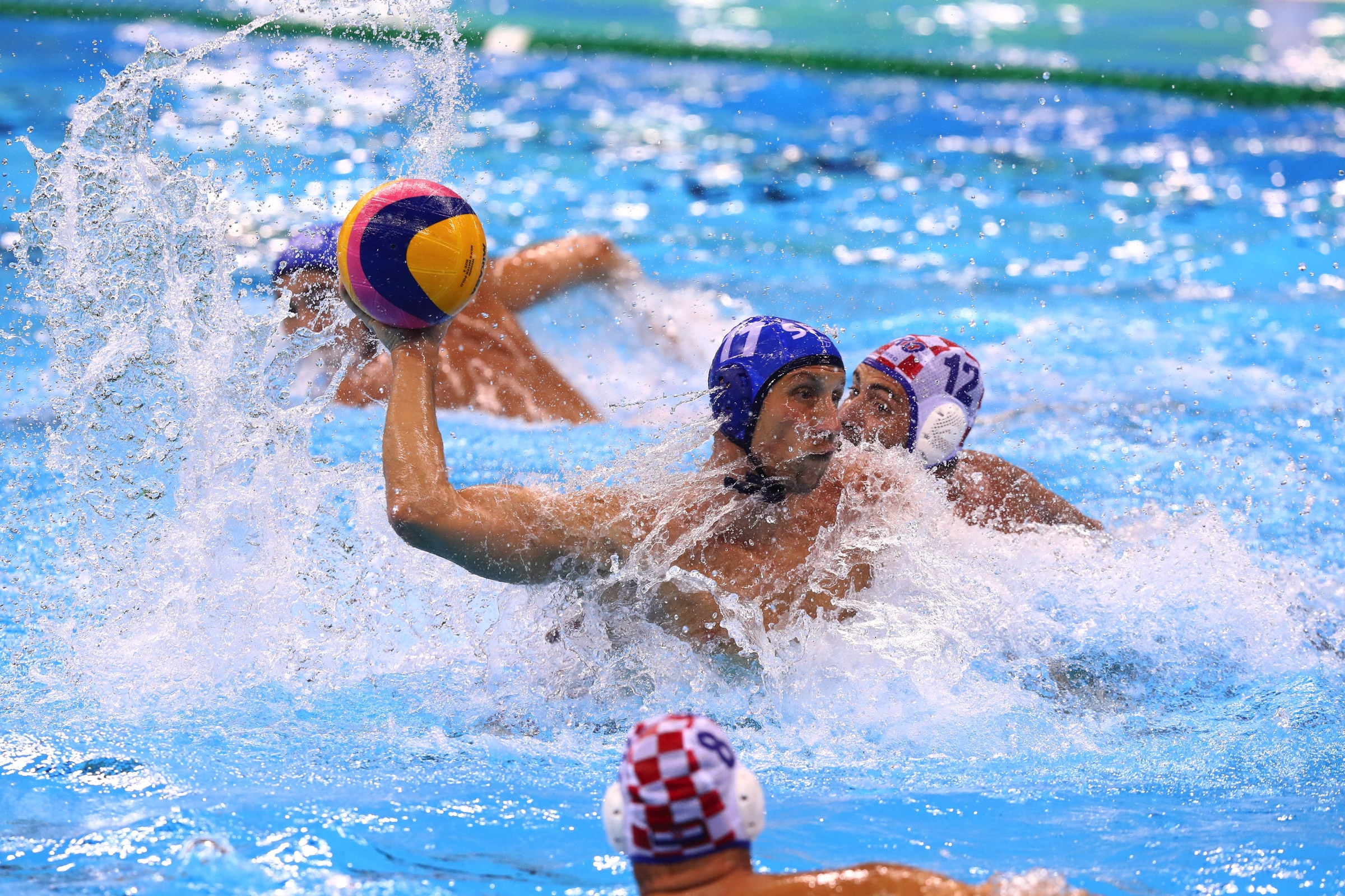 Water-polo - Hommes