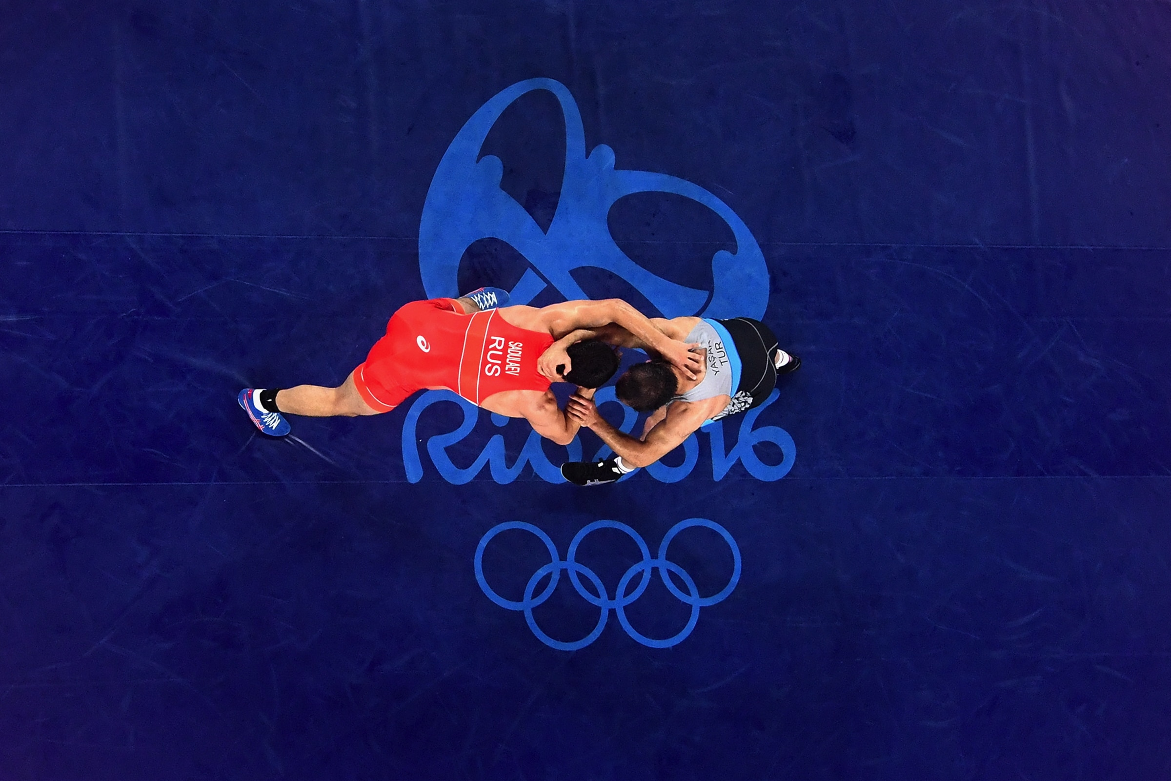 Wrestling Freestyle - Men