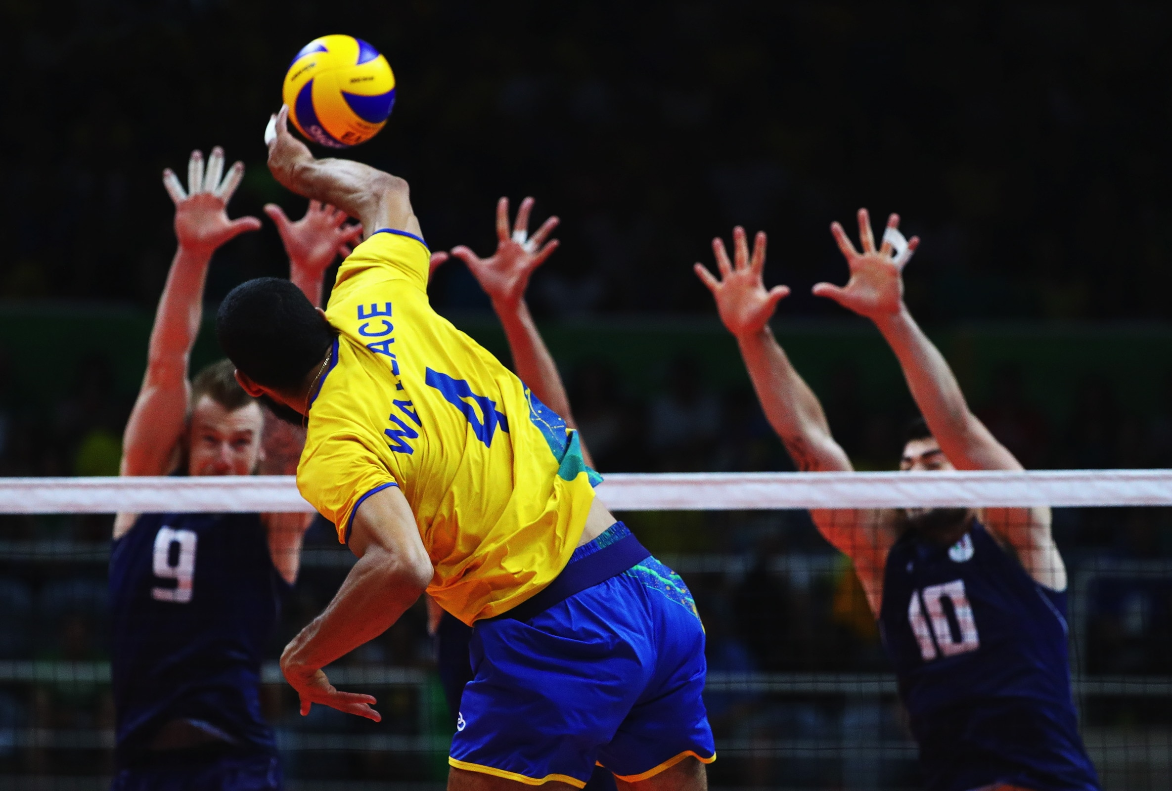 Volleyball hommes
