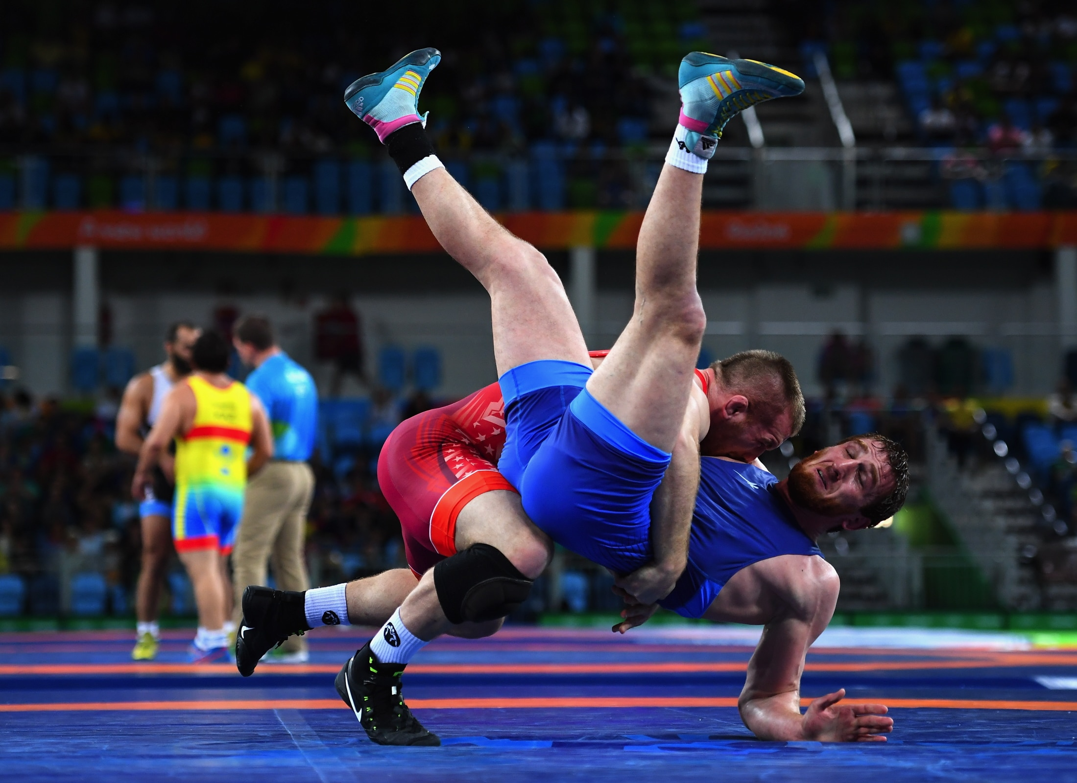 Wrestling Freestyle - 97kg Men