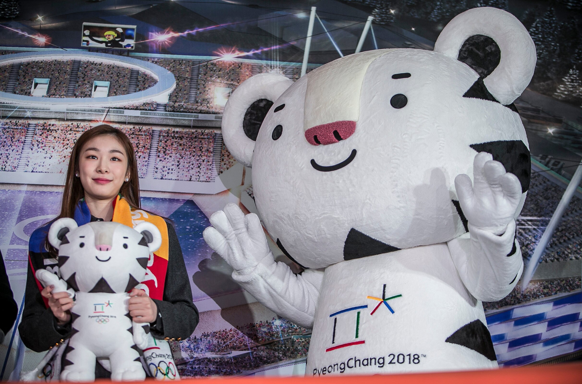 PyeongChang 2018 One Year to Go Event