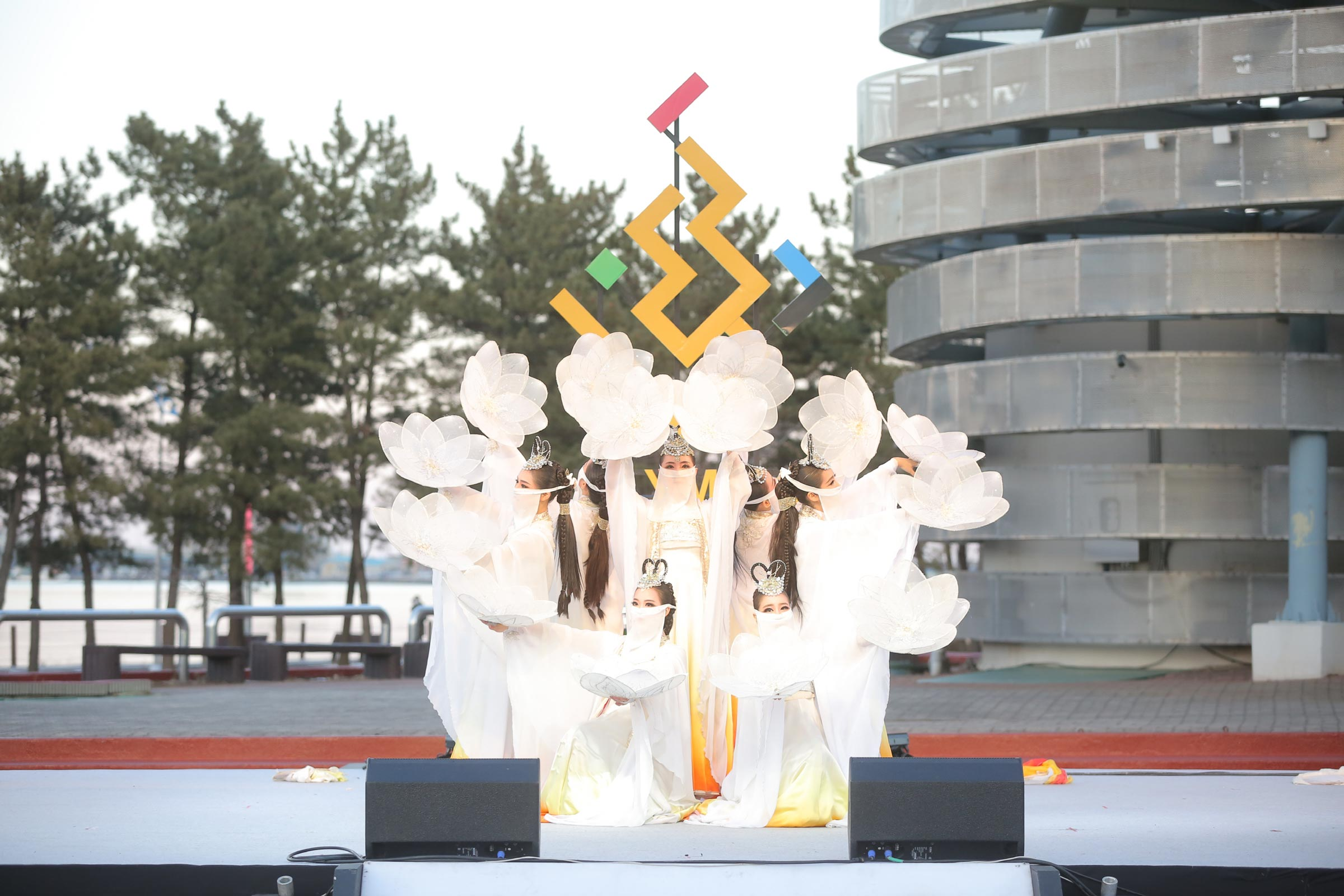 PyeongChang 2018 Olympic Torch Relay - Day 88