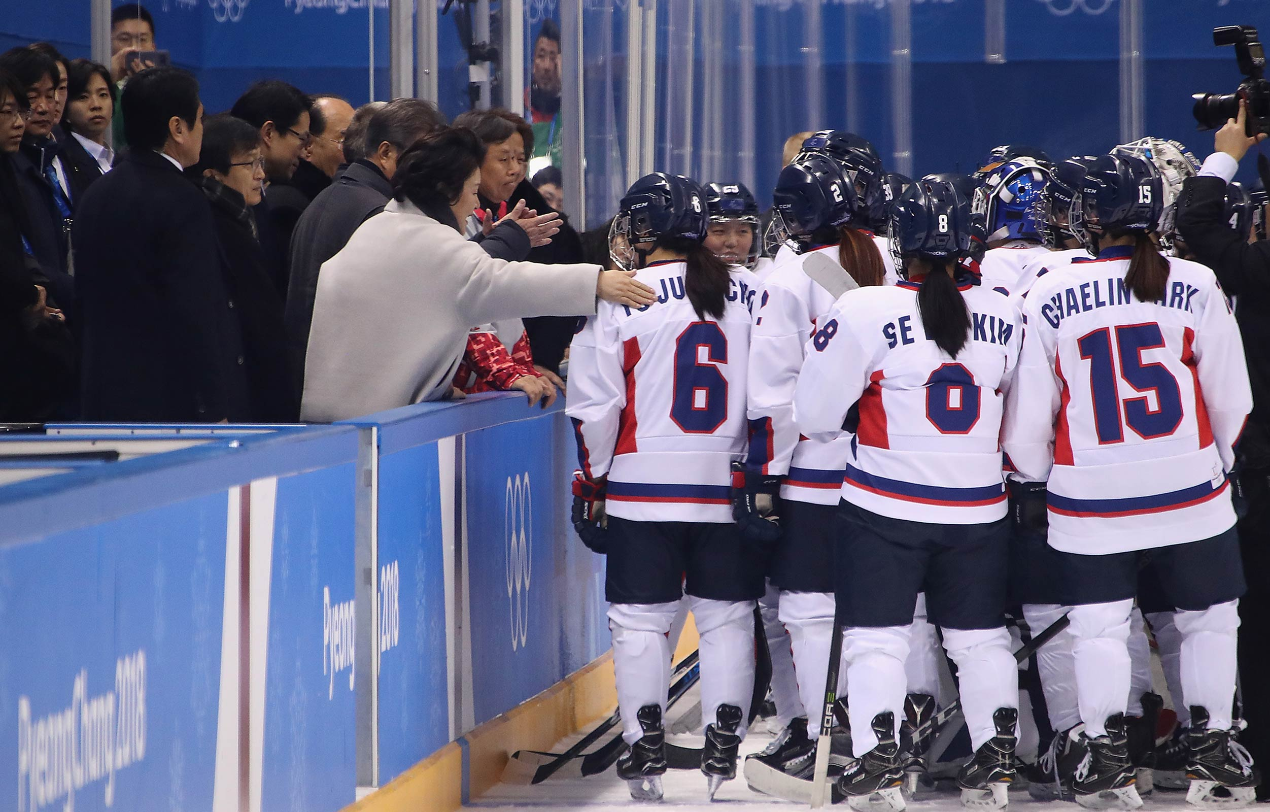 Ice Hockey - Women's Preliminary Round