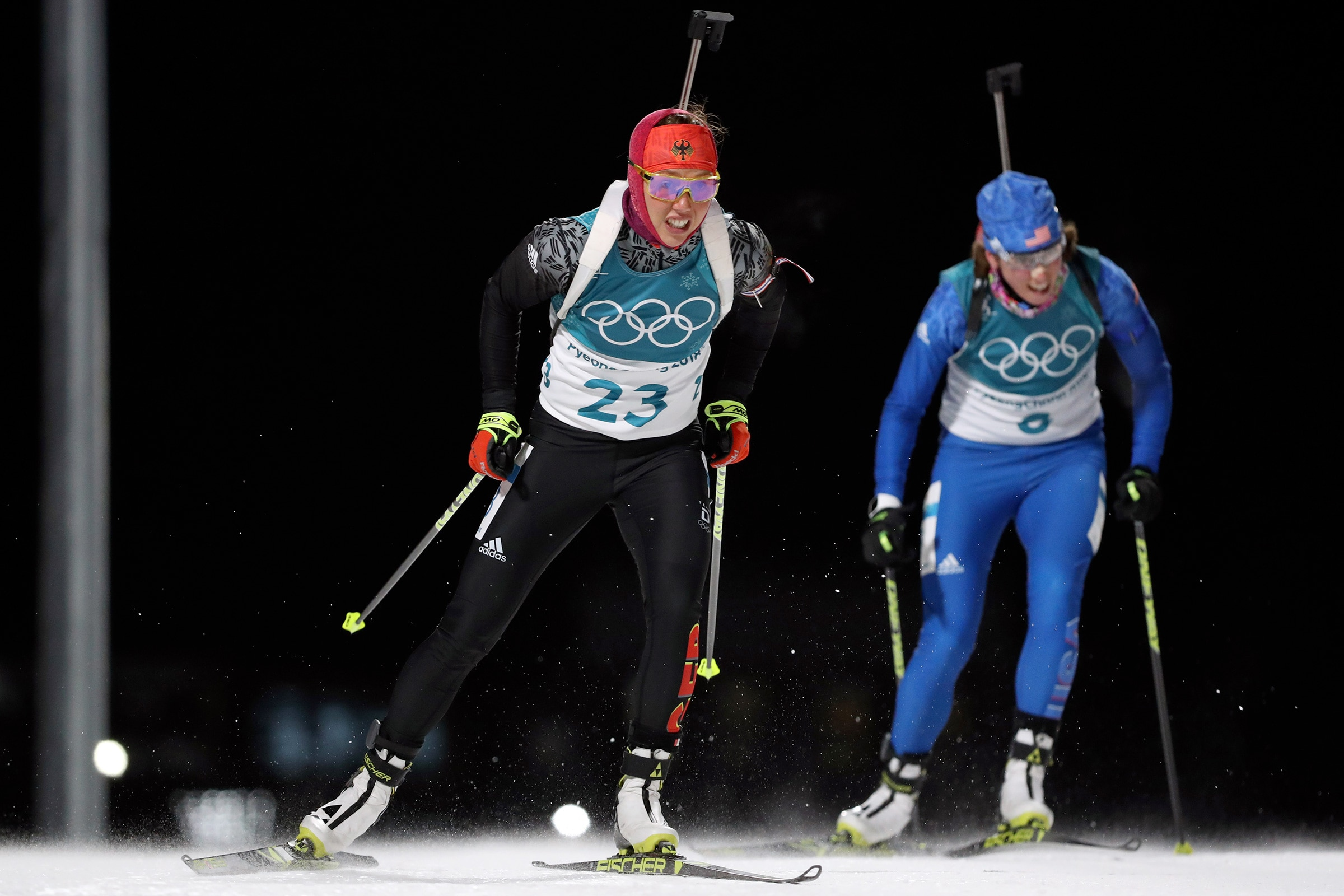 Biathlon - Women's 7.5km Sprint