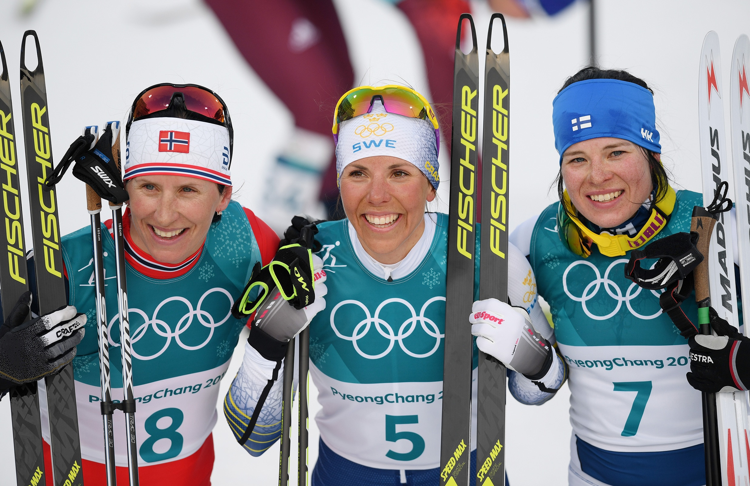 Cross-country Skiing - Ladies Skiathlon
