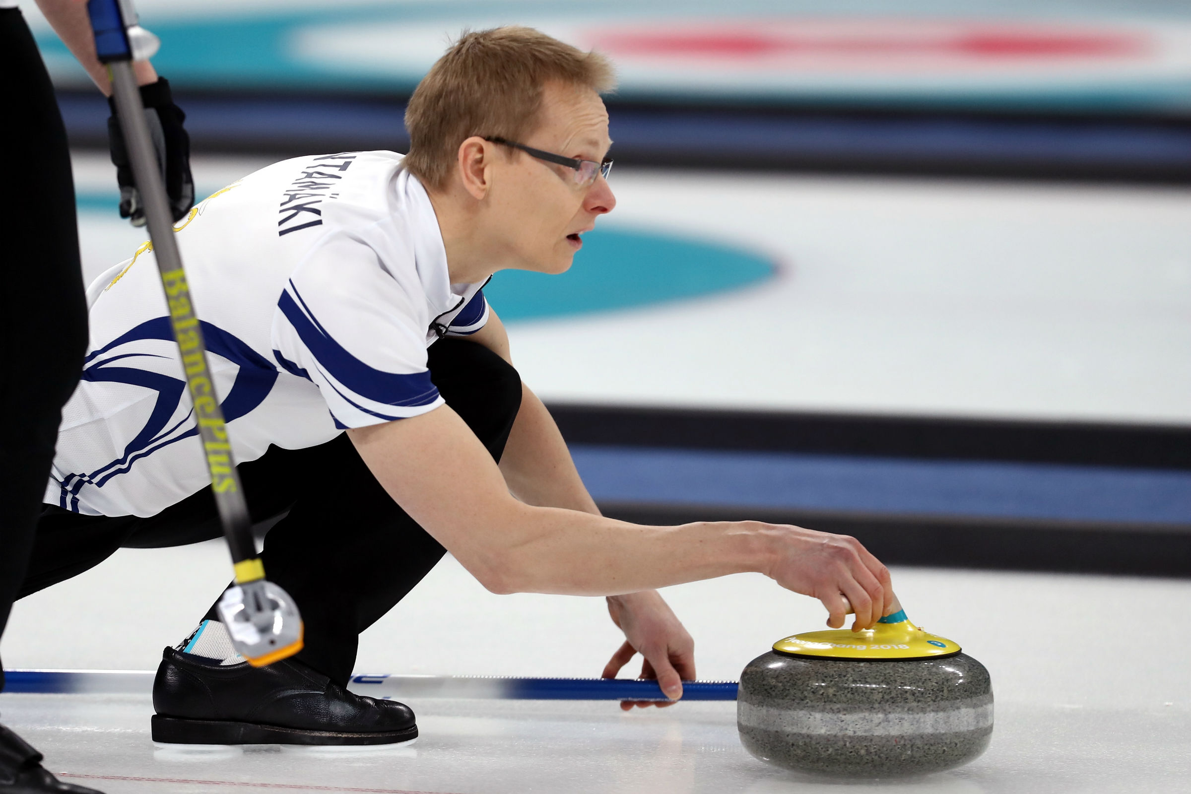 Curling - Double Mixte