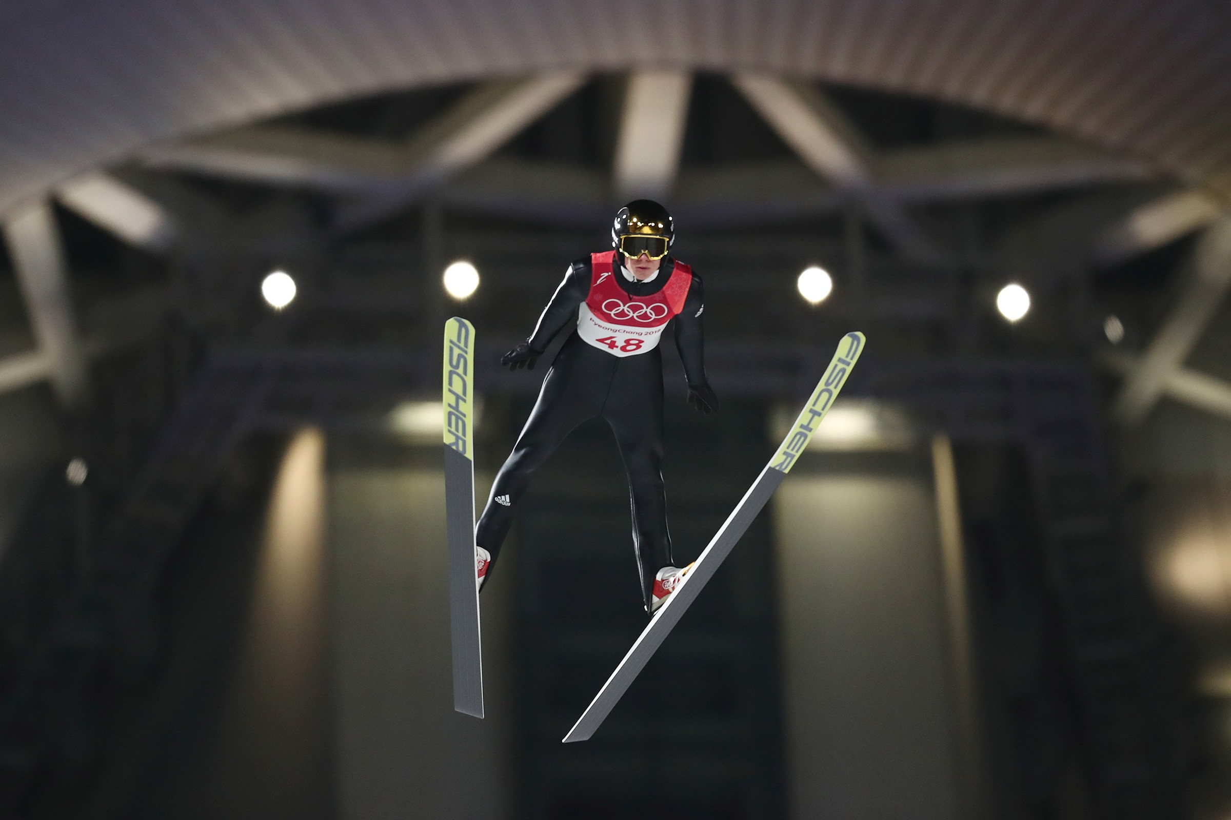 Ski Jumping - Men's Normal Hill Individual