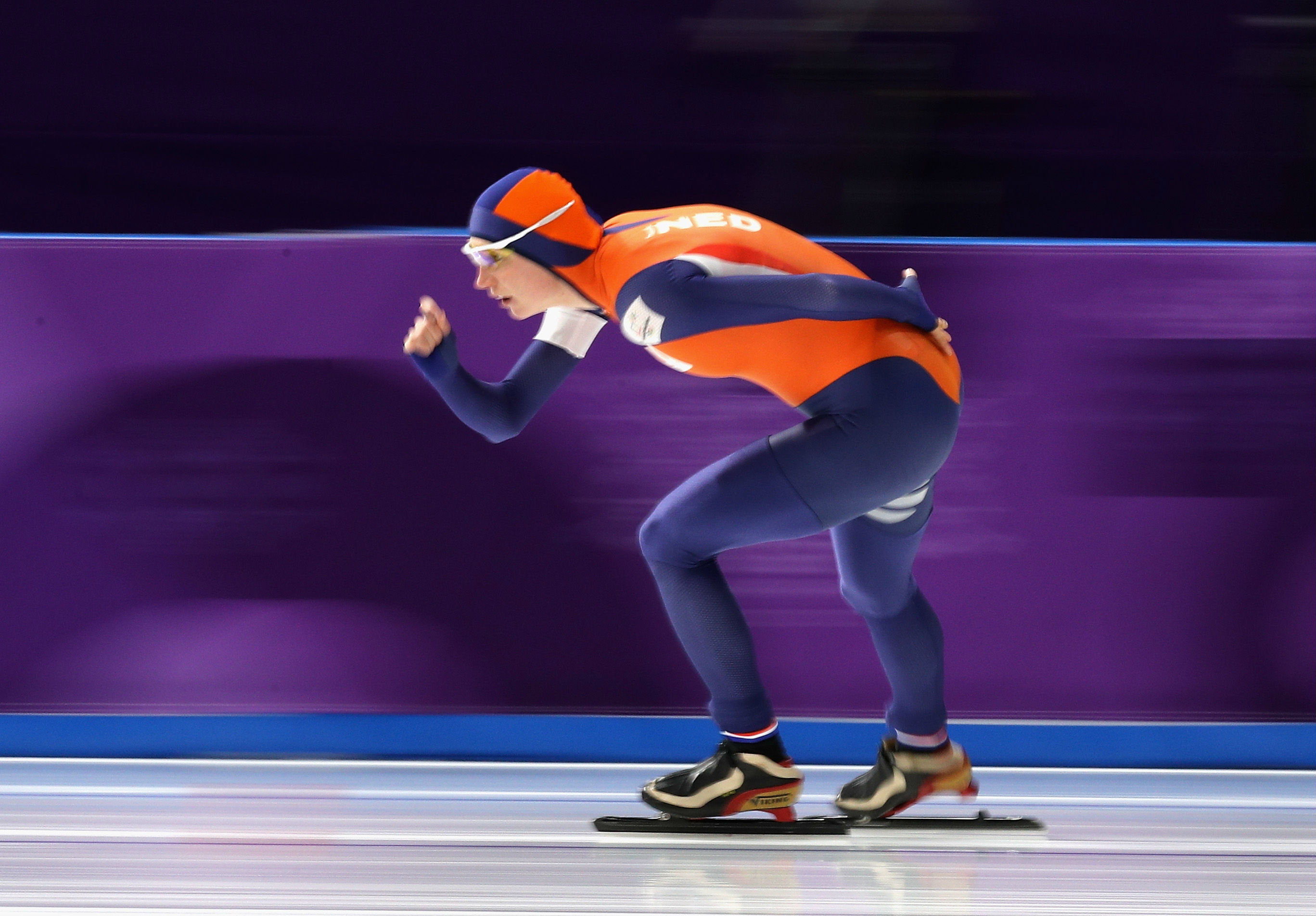 Speed Skating - Ladies' 3,000m