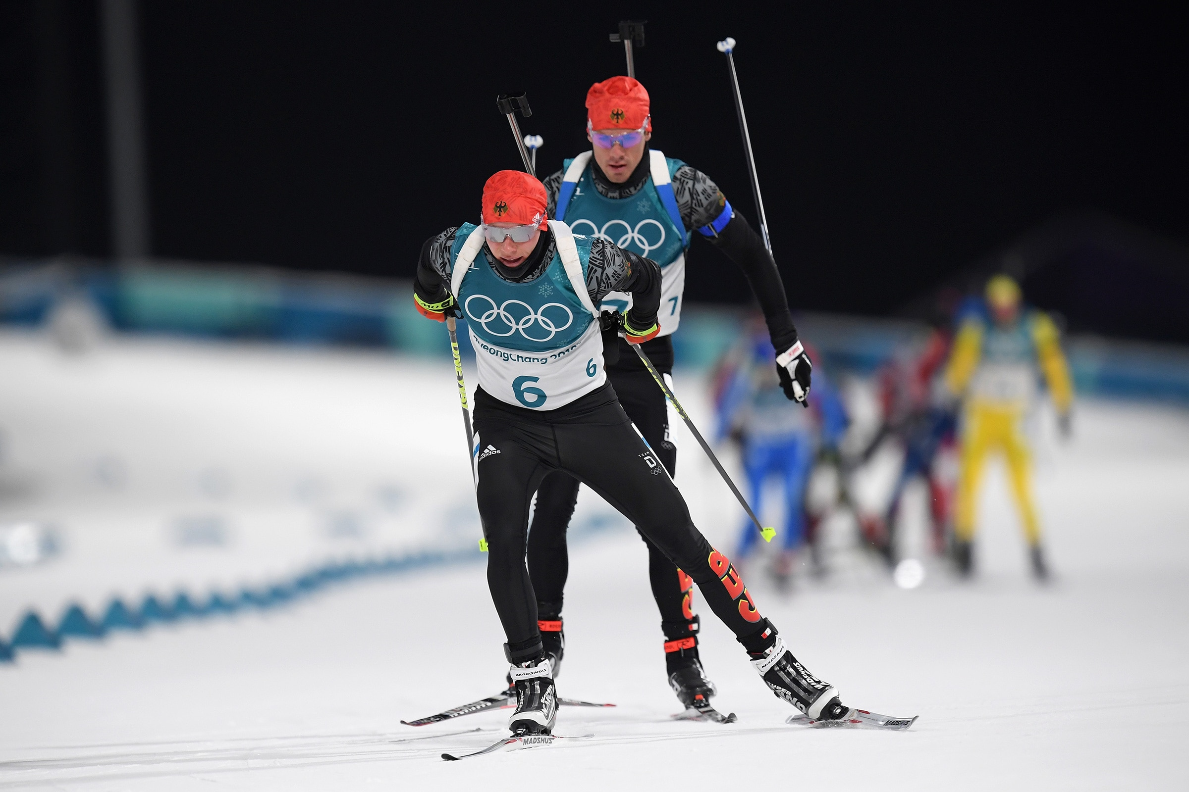 Biathlon - Men's 12.5km Pursuit