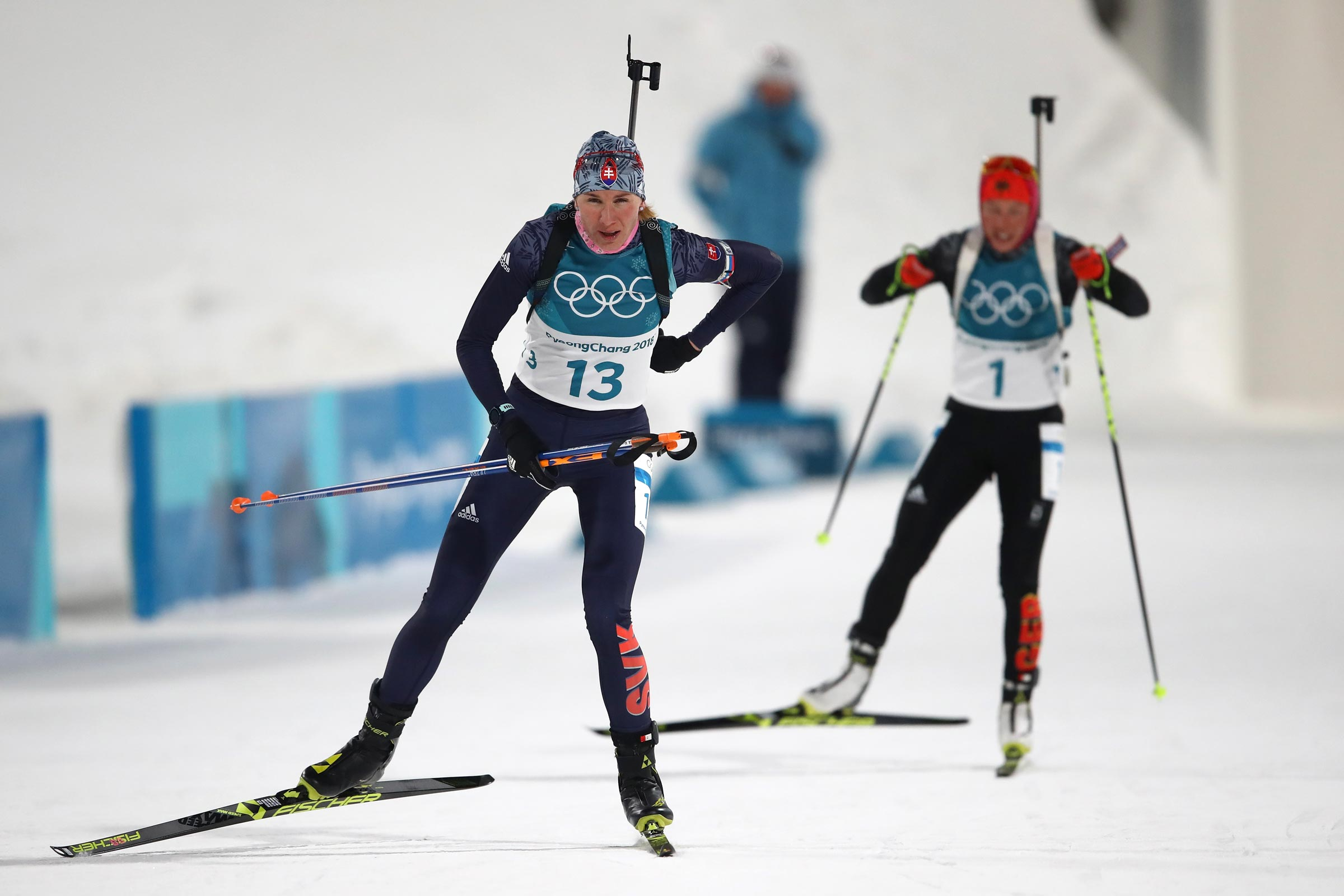 Biathlon - 10km Pursuit Women