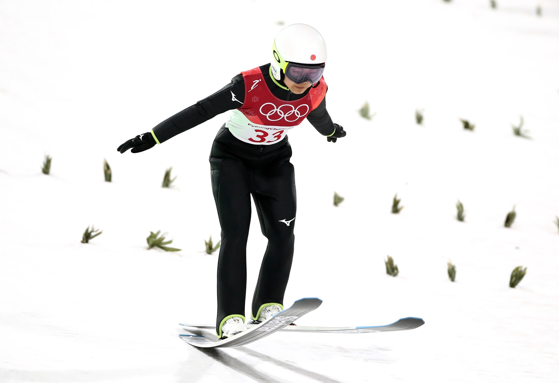 Ski Jumping - Ladies Normal Hill Individual